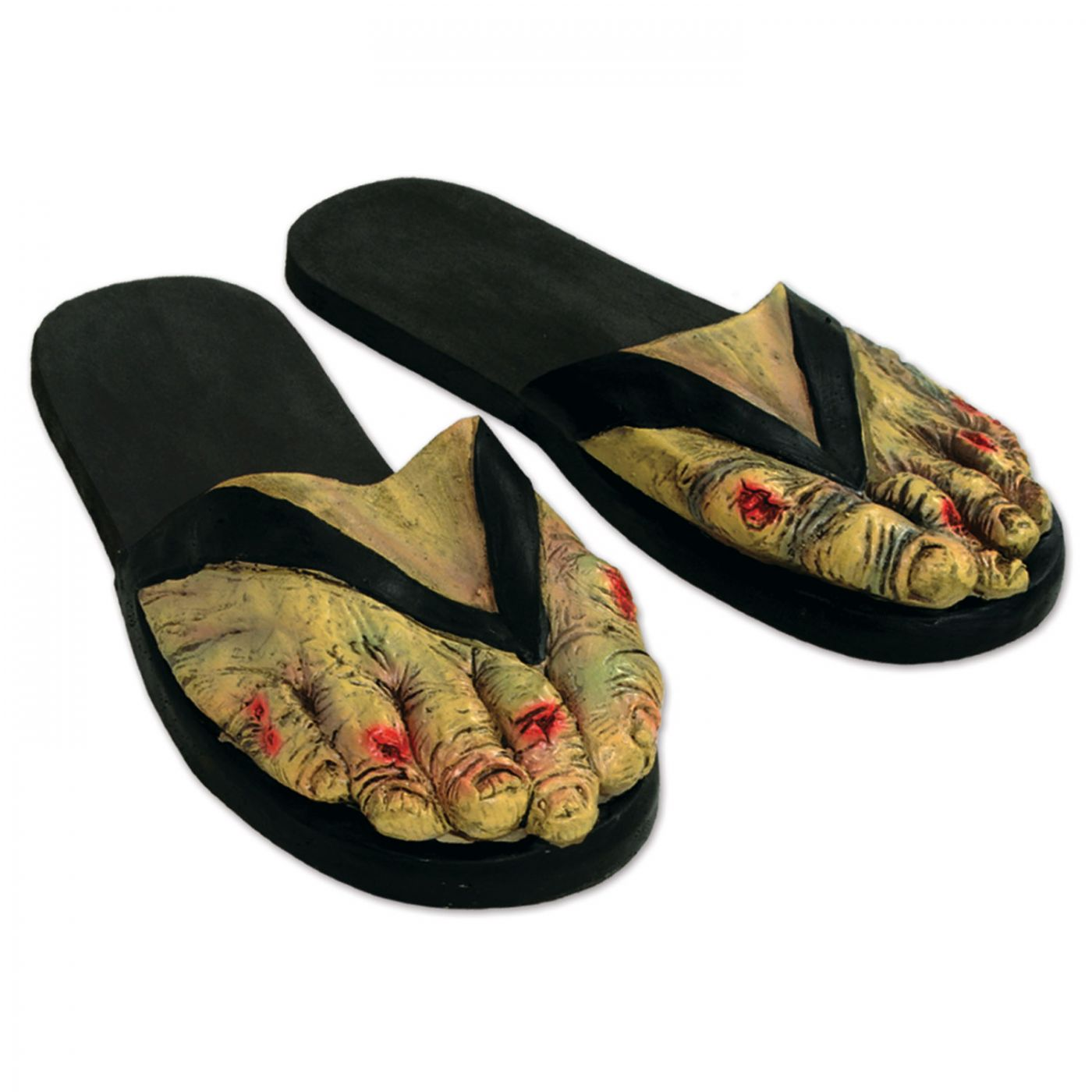 Zombie Feet Slippers (6) image
