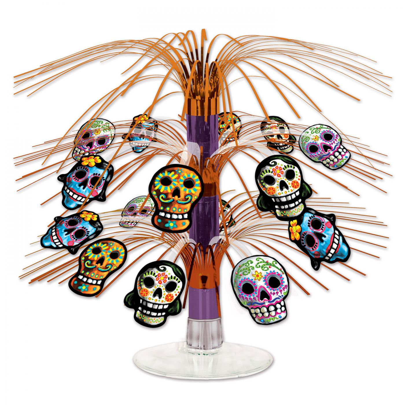 Day Of The Dead Mini Cascade Centerpiece image