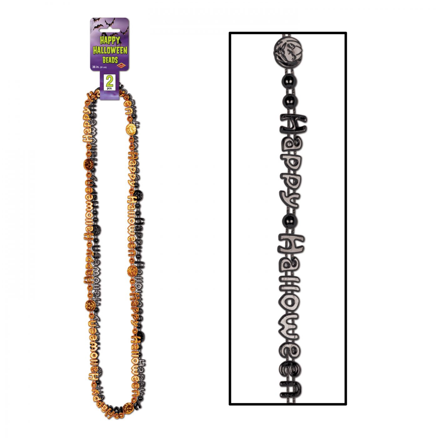 Happy Halloween Beads-Of-Expression image
