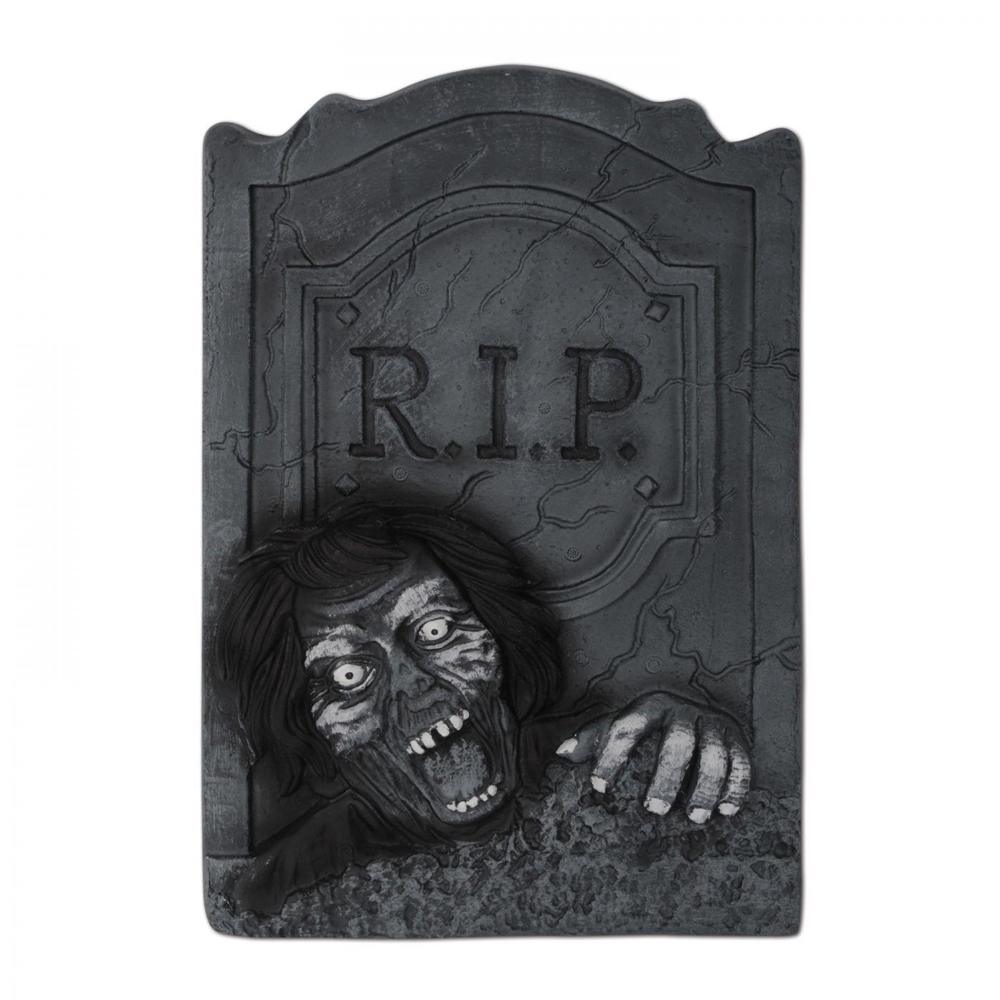 Zombie R.I.P. Tombstone (6) image