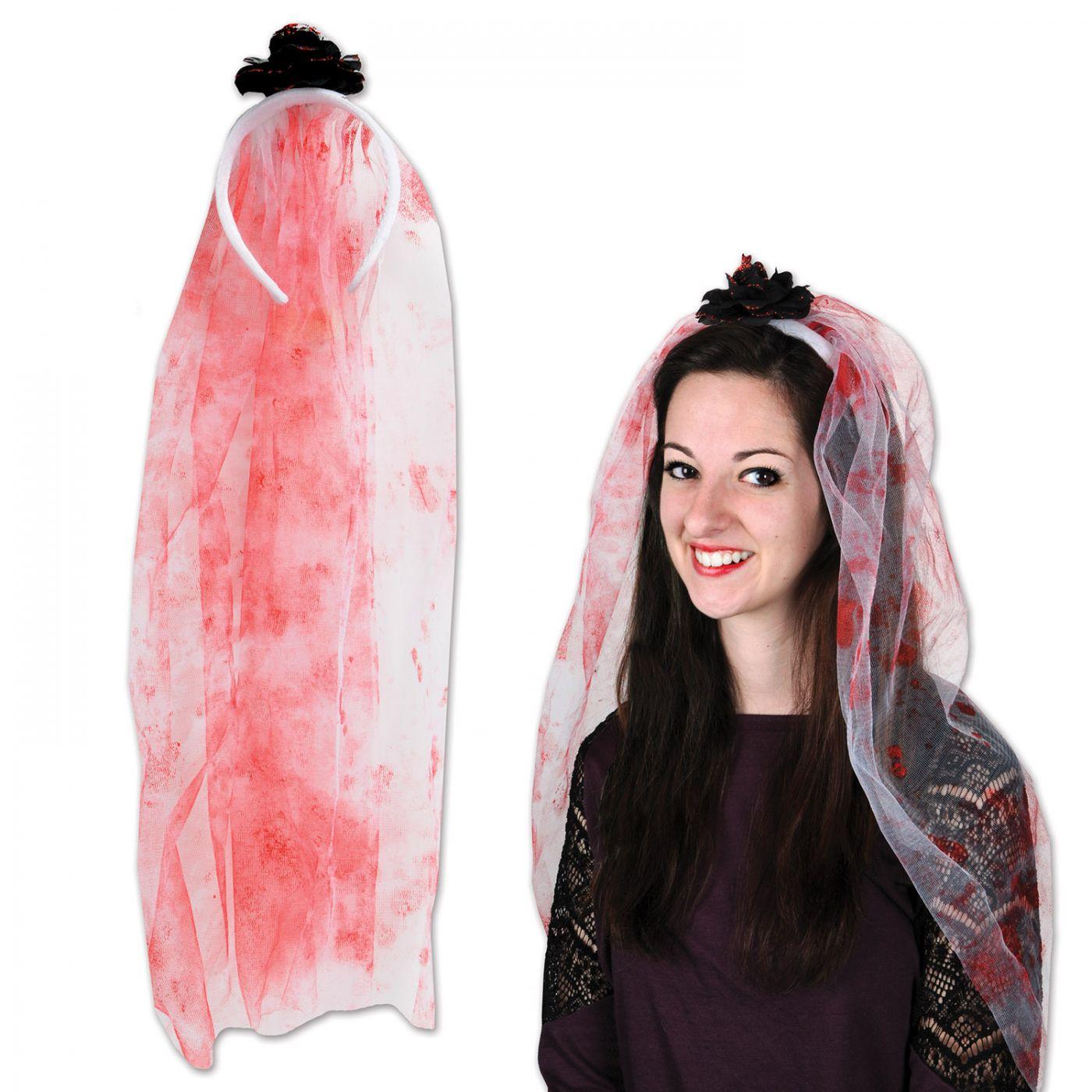 Bloody Veil Headband image
