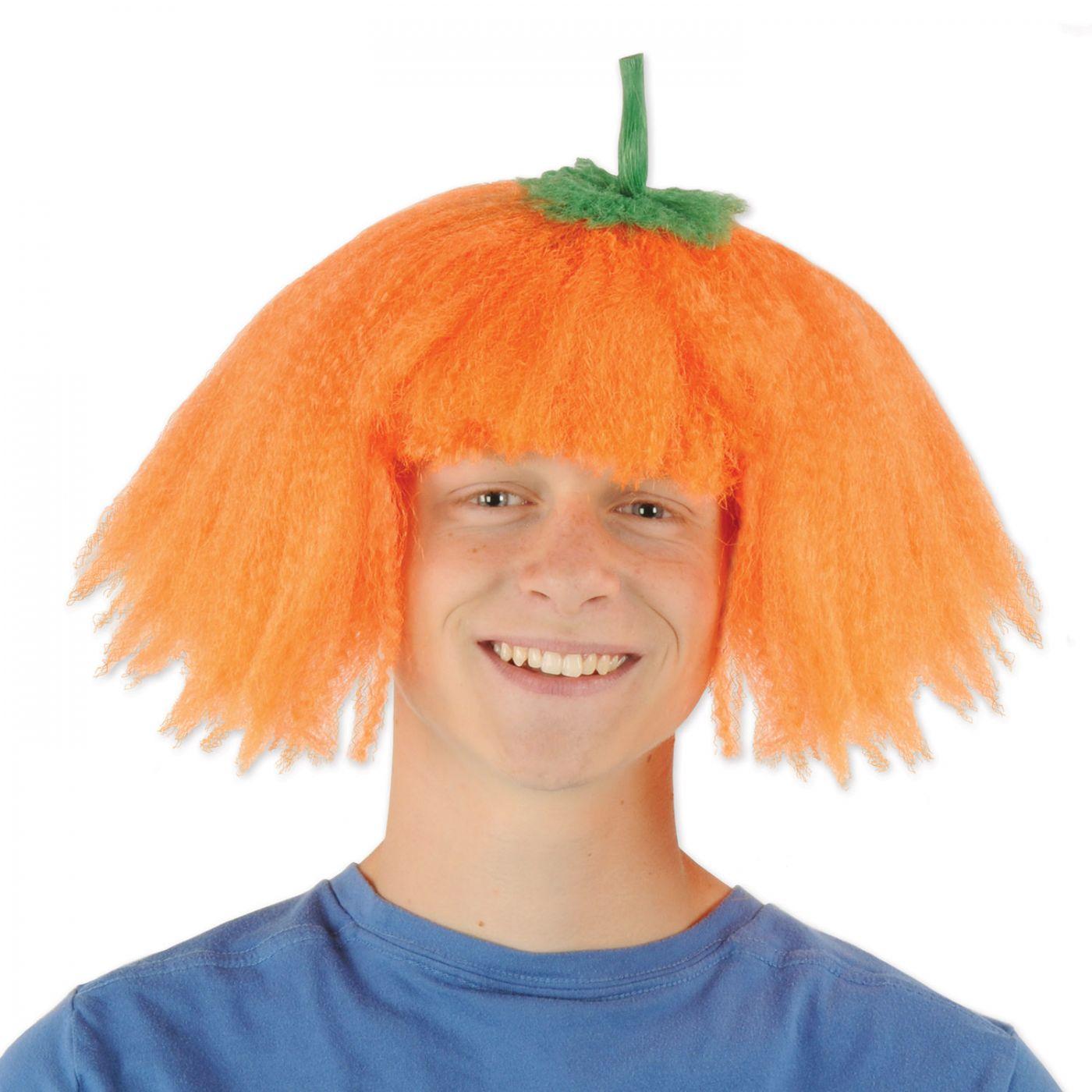 Pumpkin Wig image