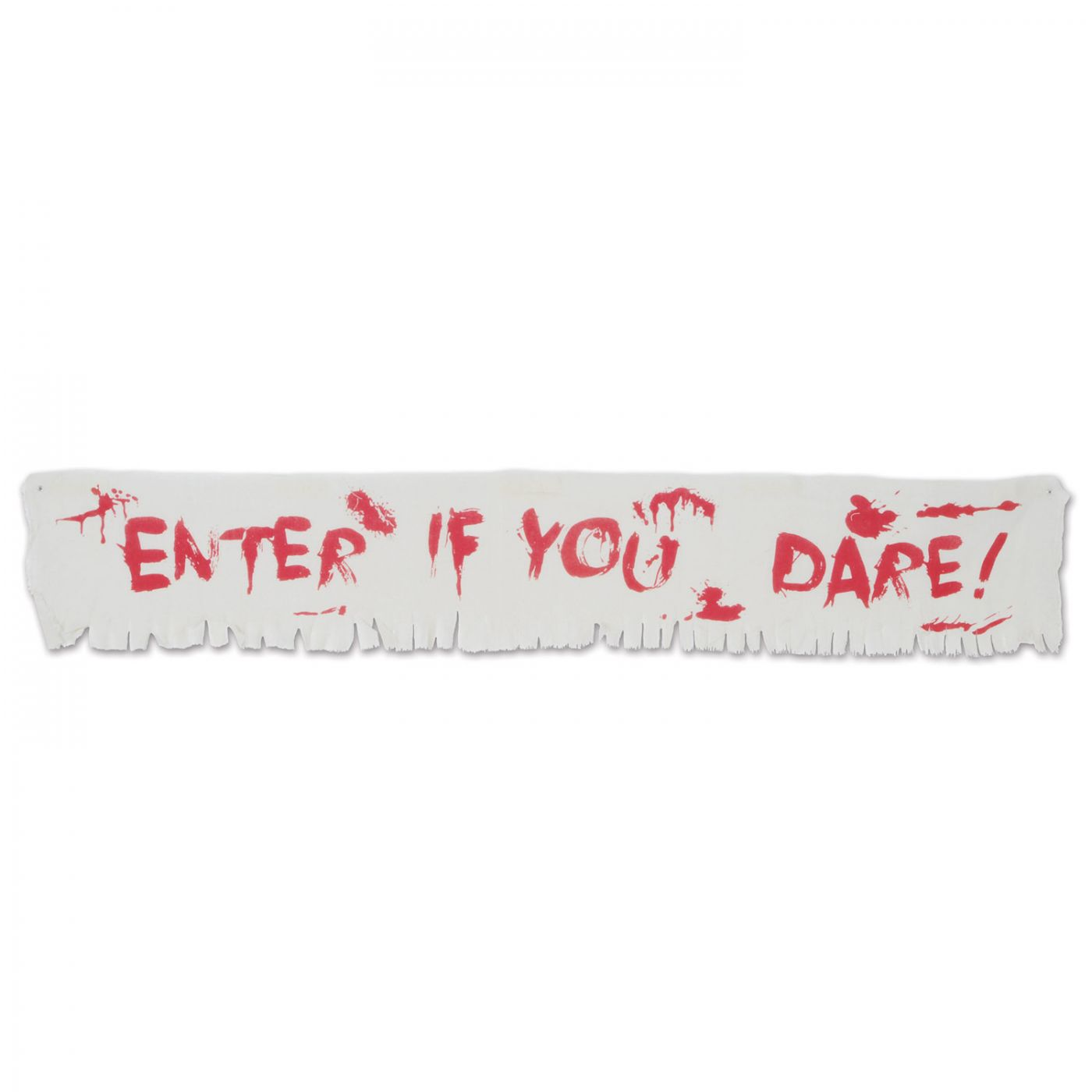 Enter If You Dare! Fabric Banner image