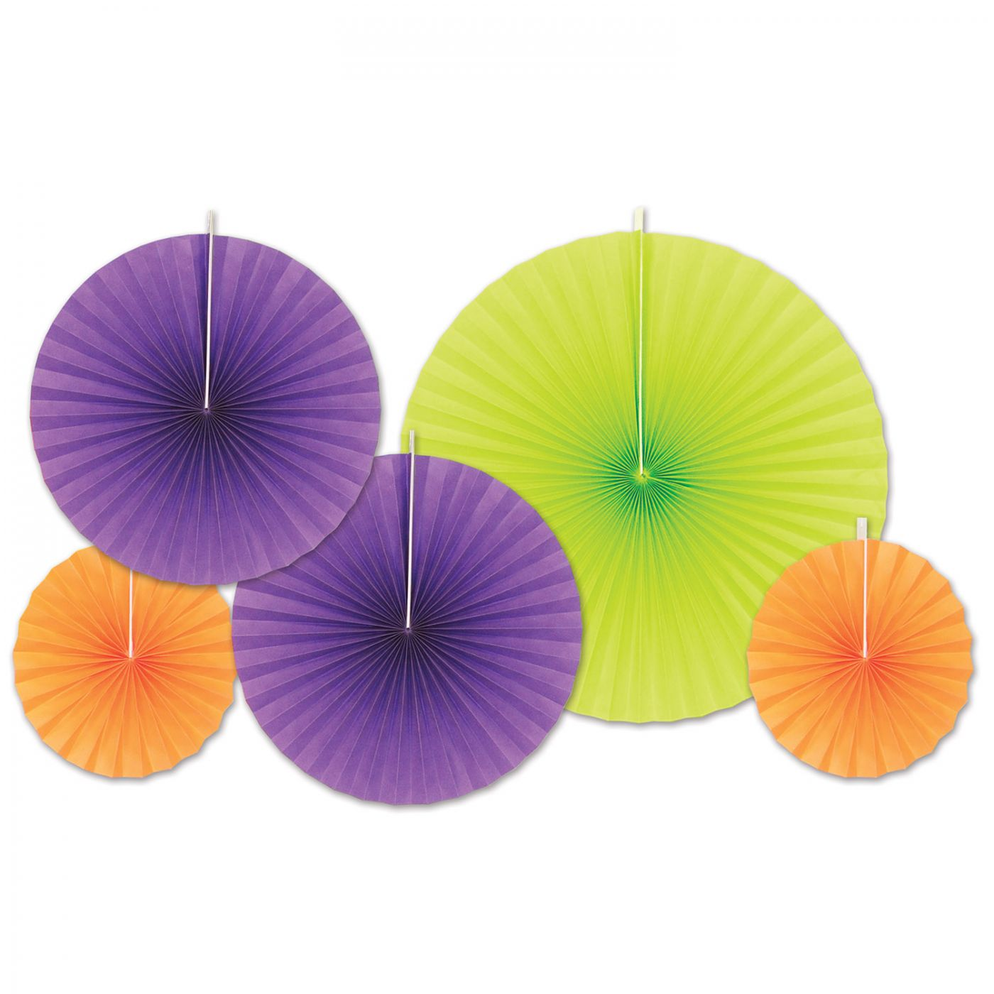 Image of Accordion Paper Fans