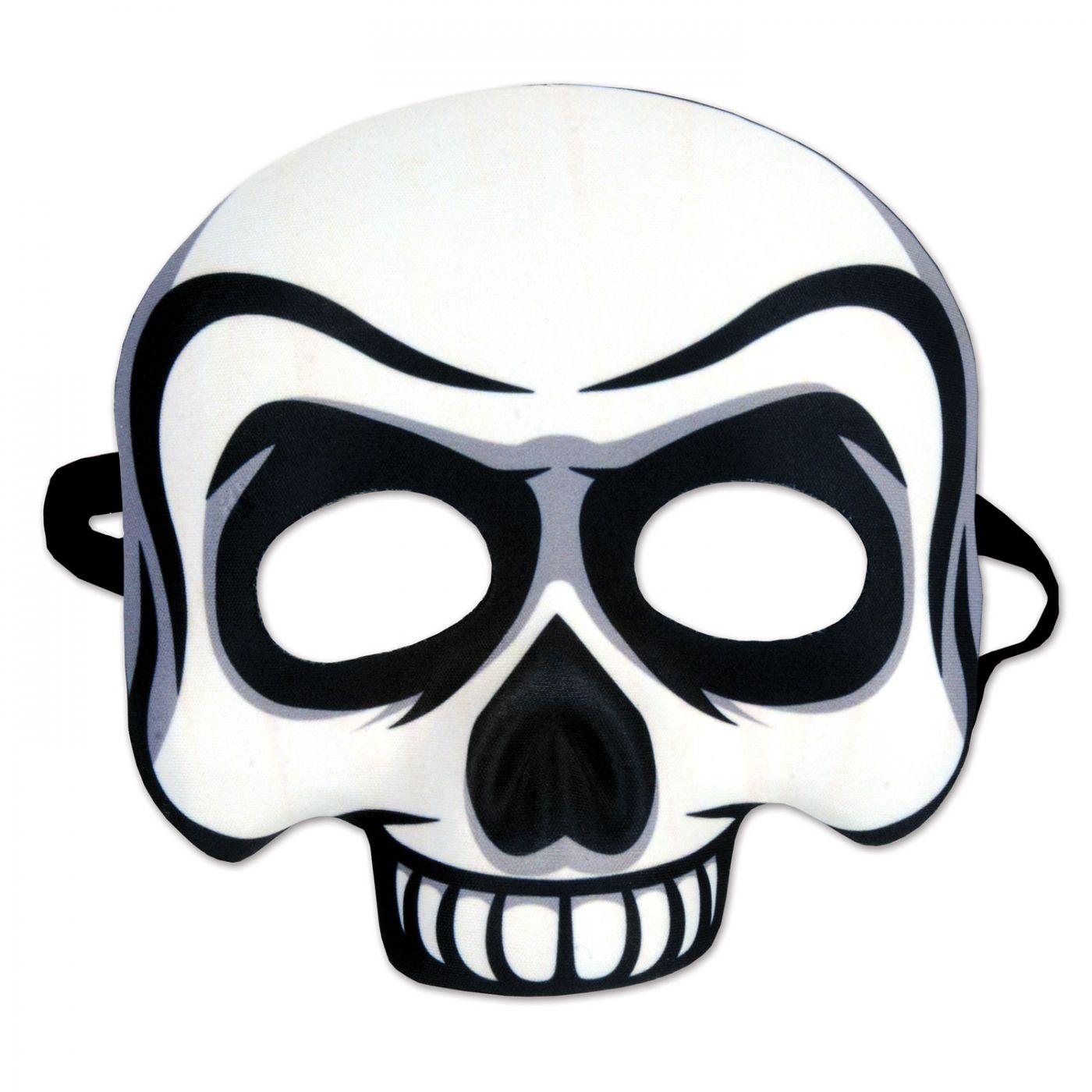 Skull Half Mask (6) image