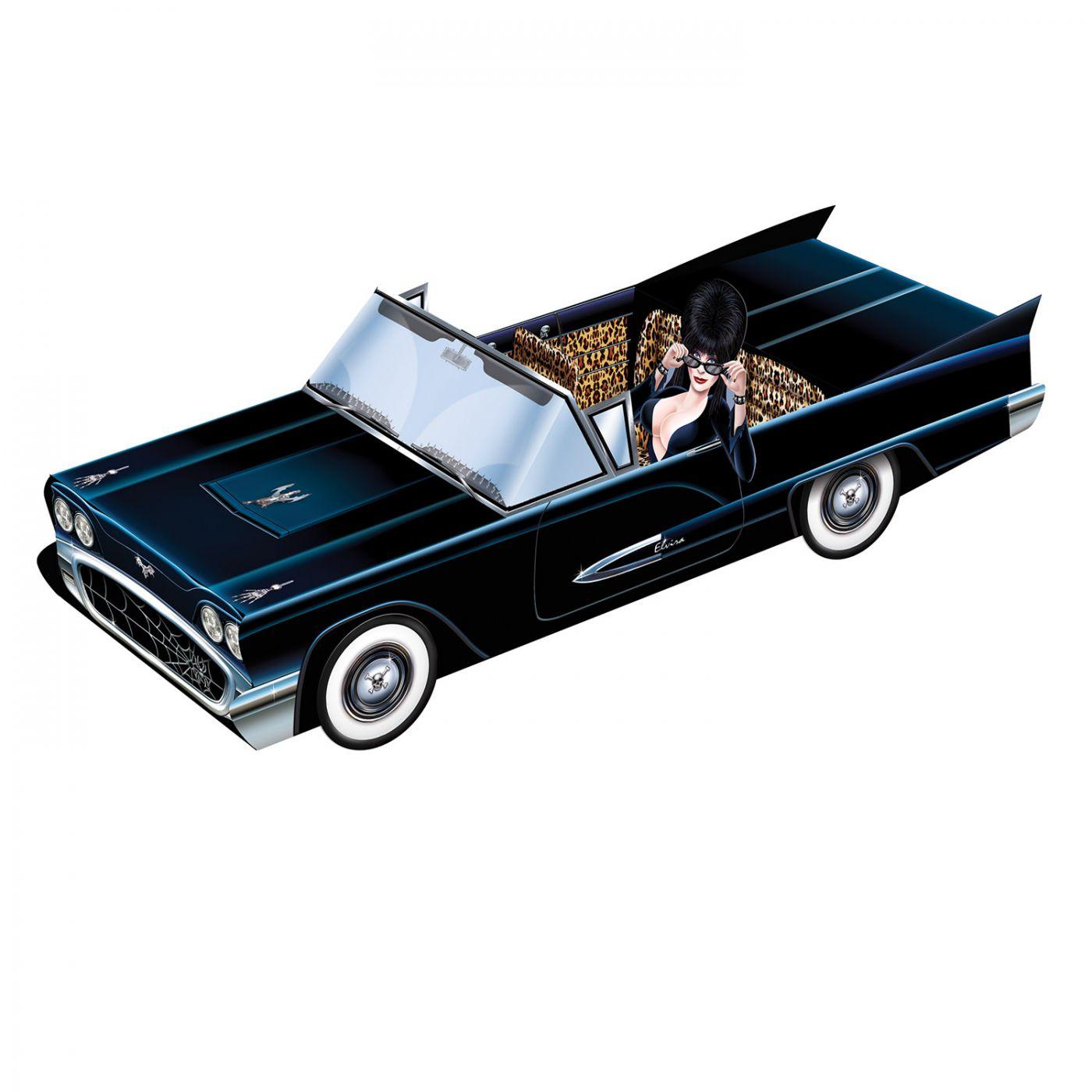 Elvira 3-D Macabre Mobile Centerpiece image