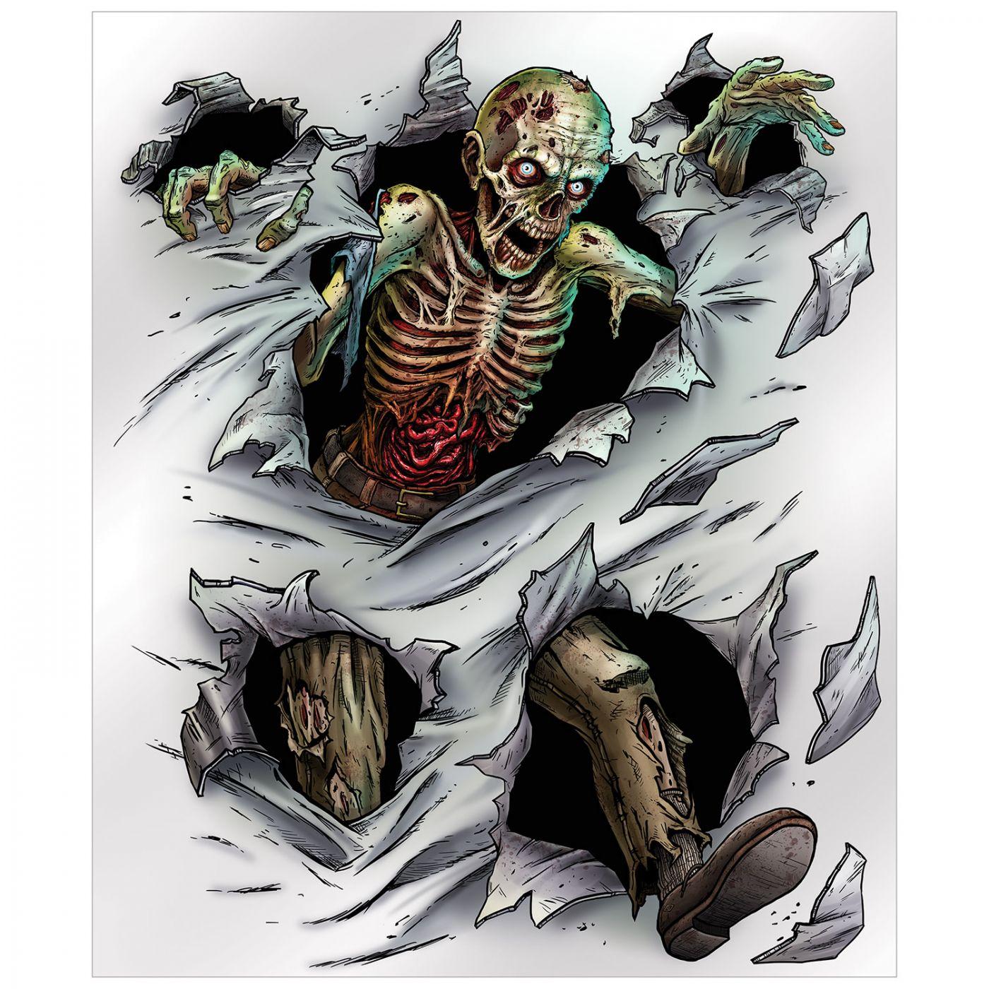 Zombie Insta-Mural (6) image