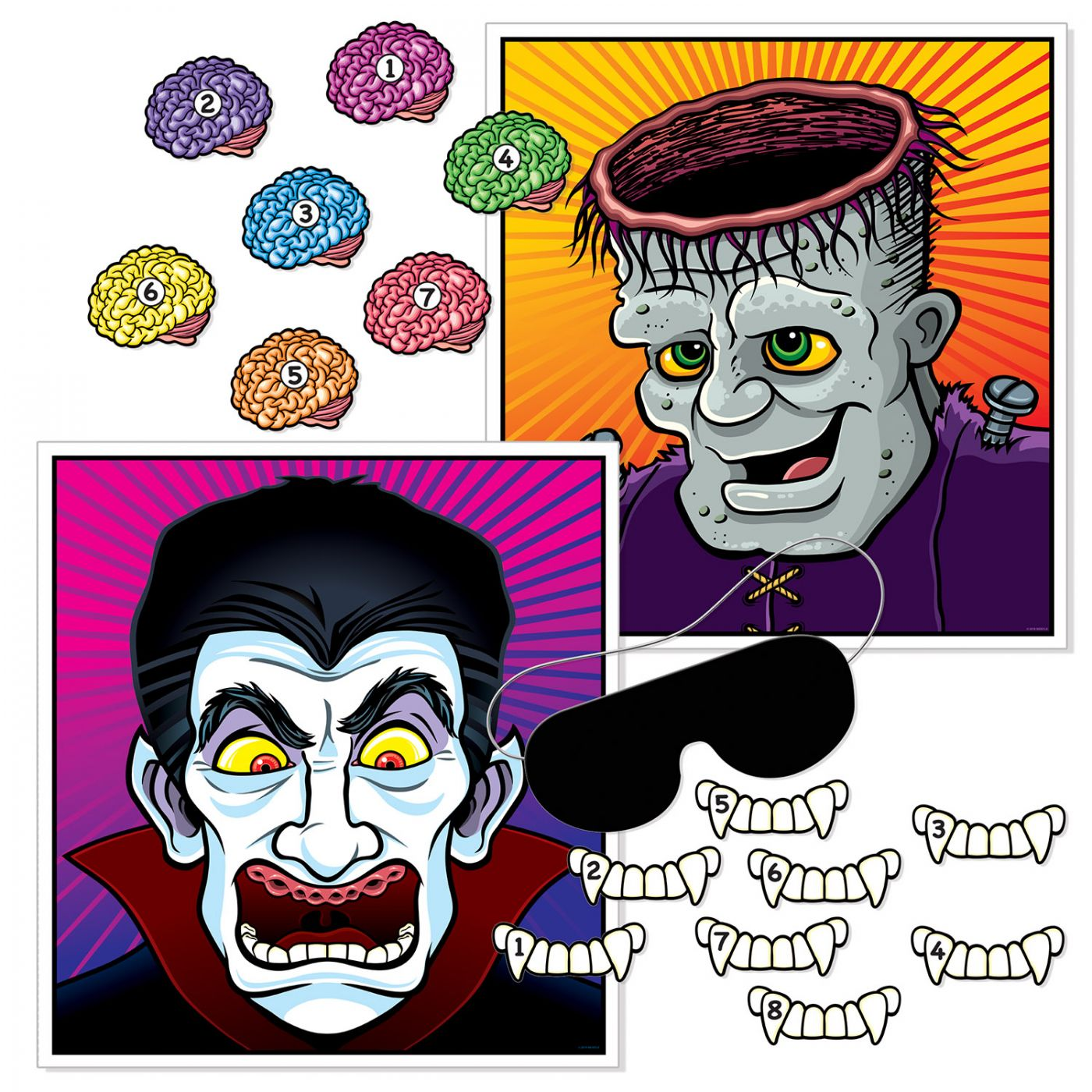 Halloween Party Games image