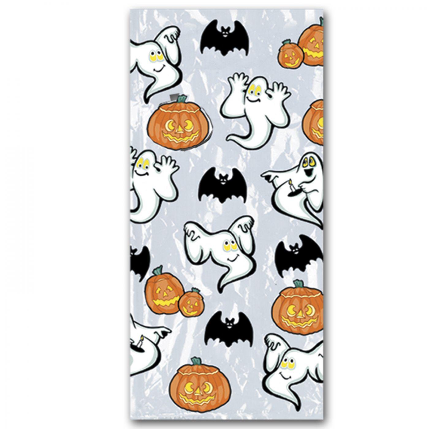 Pumpkin & Ghost Cello Bags image