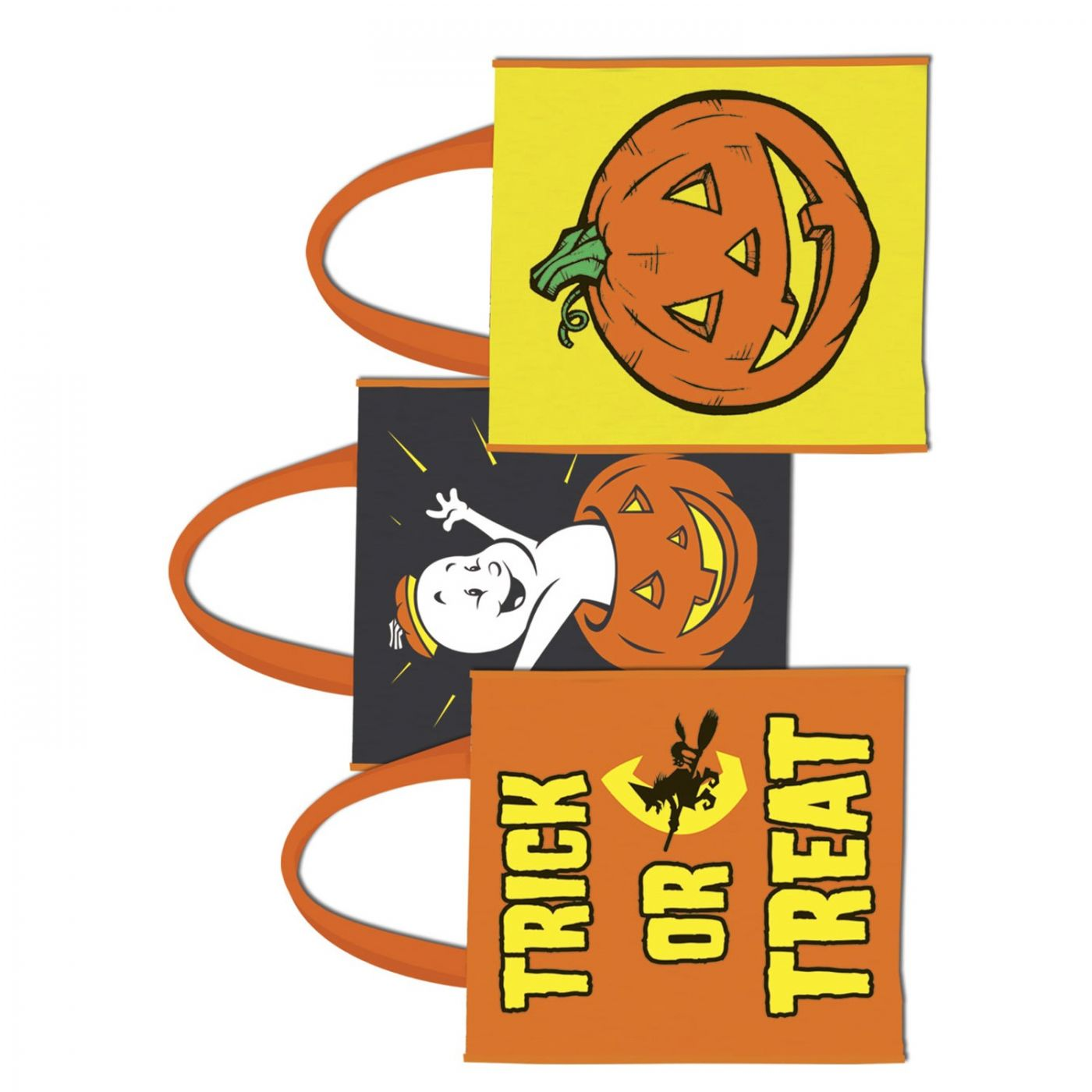 Halloween Treat Bags image