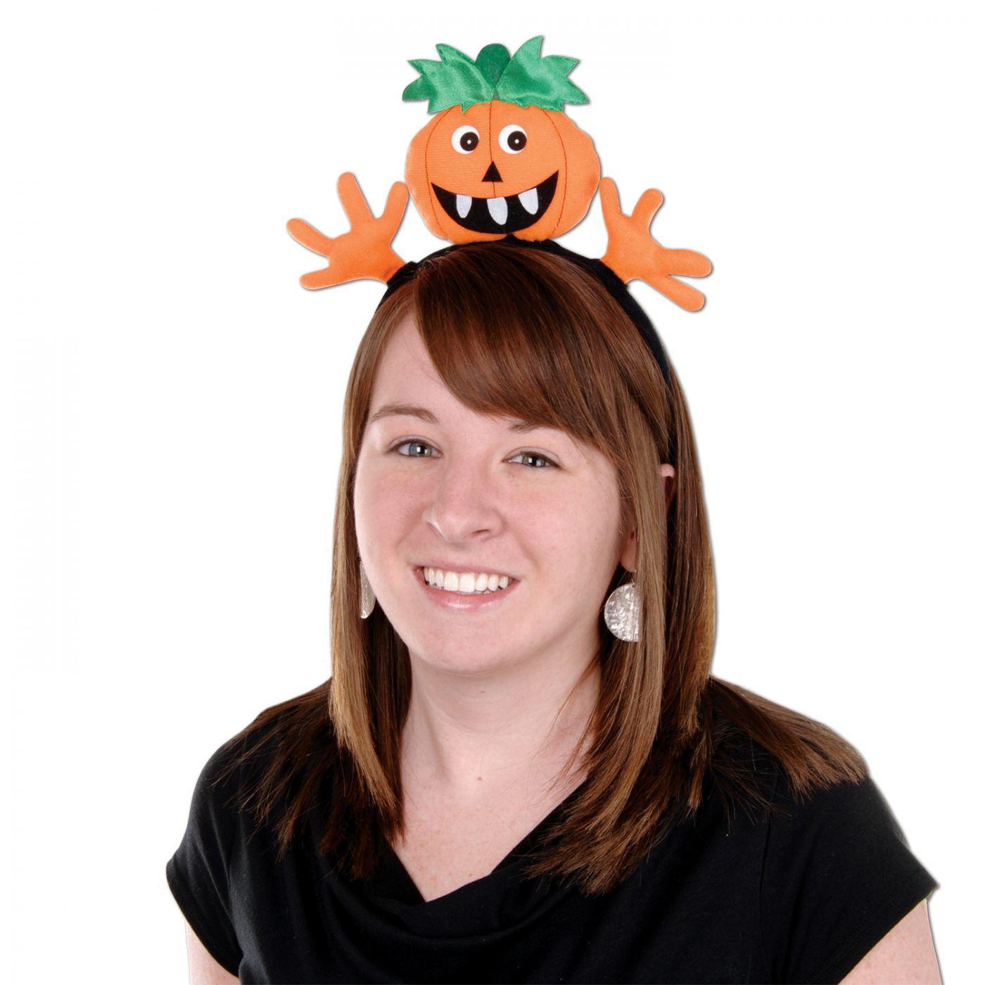 Pumpkin Headband image