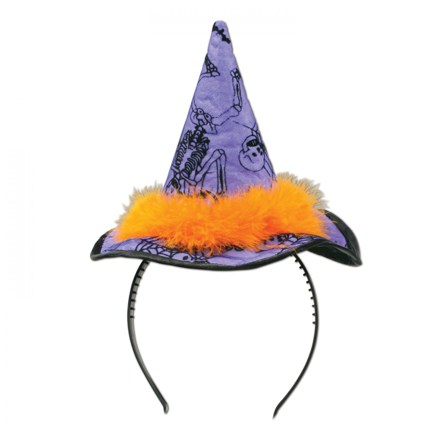 Witch Hat Headband image