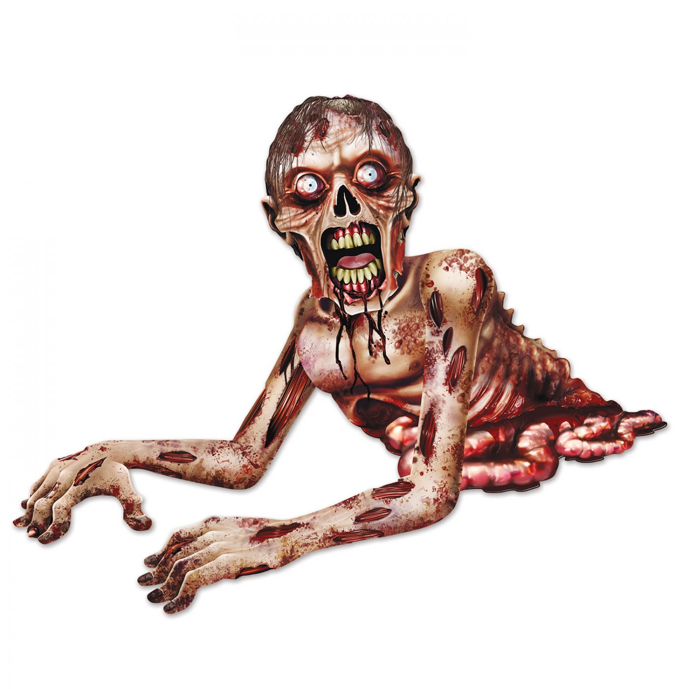 Jointed Zombie Crawler image