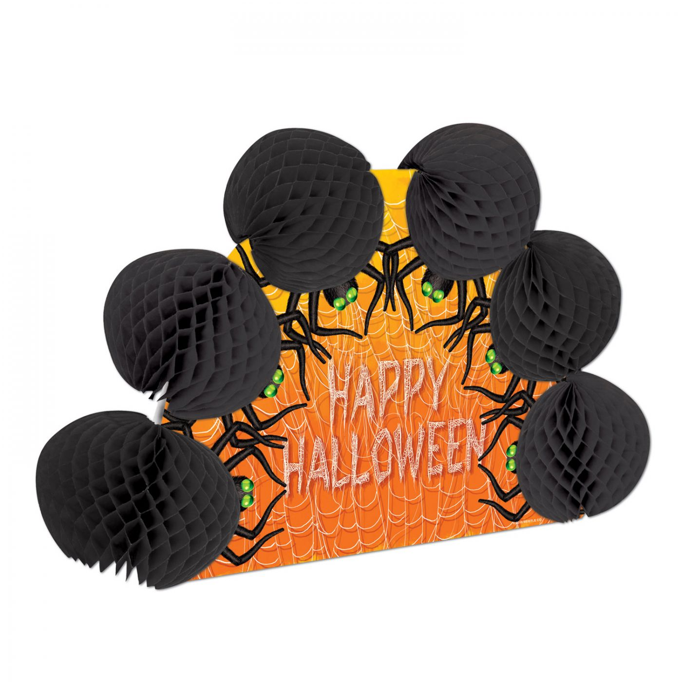 Halloween Spiders Pop-Over Centerpiece image