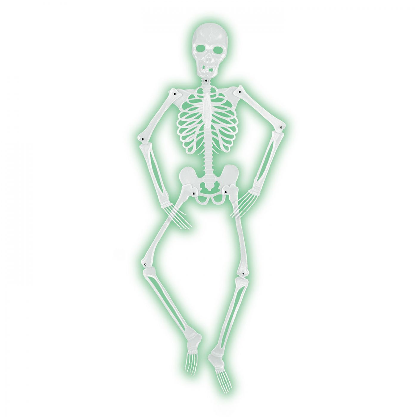 Mr Bones-A-Glo Skeleton (6) image