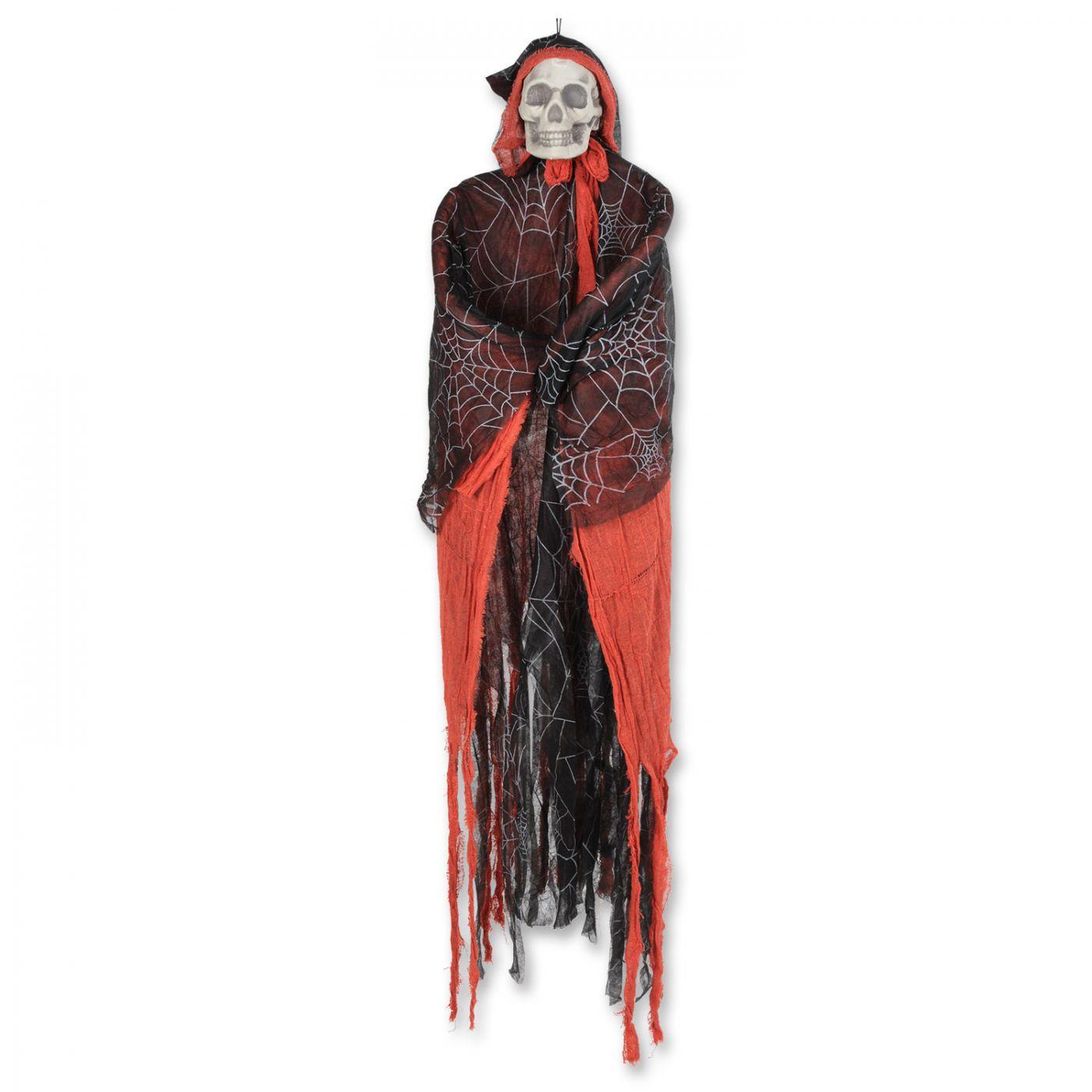 Hooded Skeleton Creepy Creature (1) image