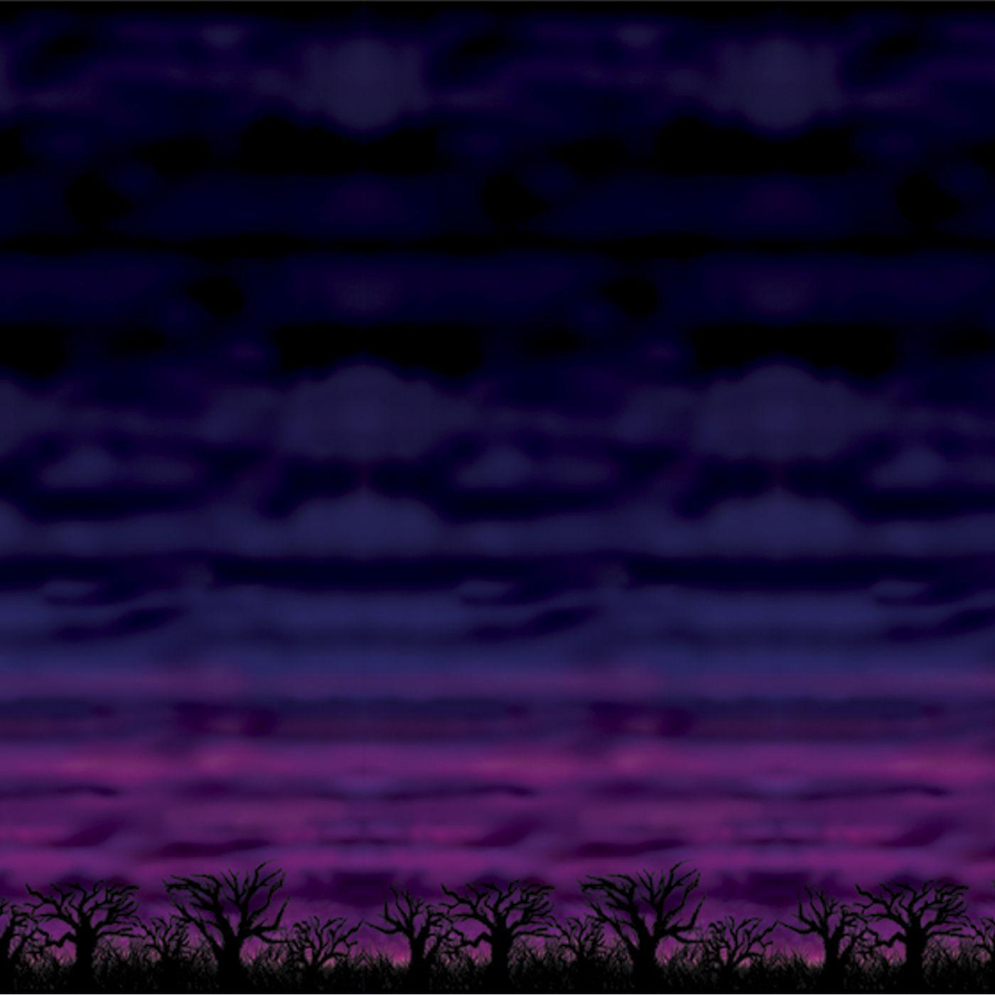 Spooky Sky Backdrop (6) image