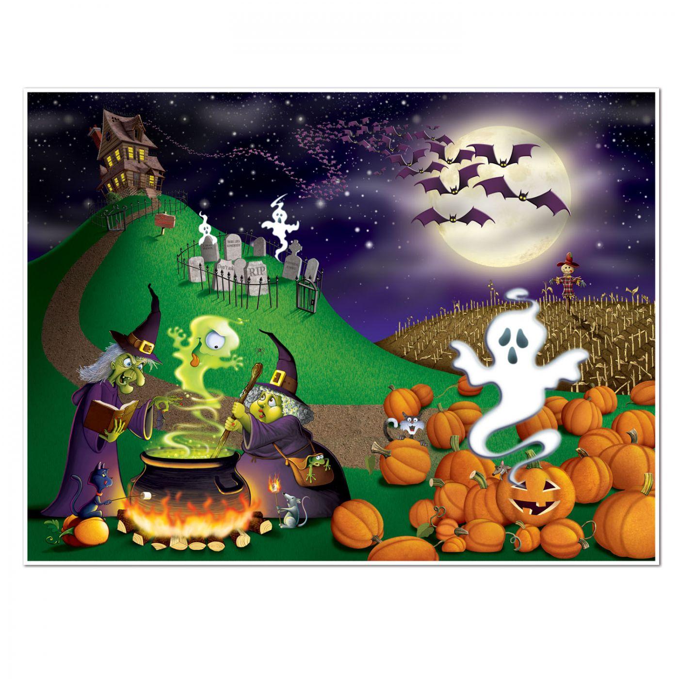 Halloween Insta-Mural (6) image