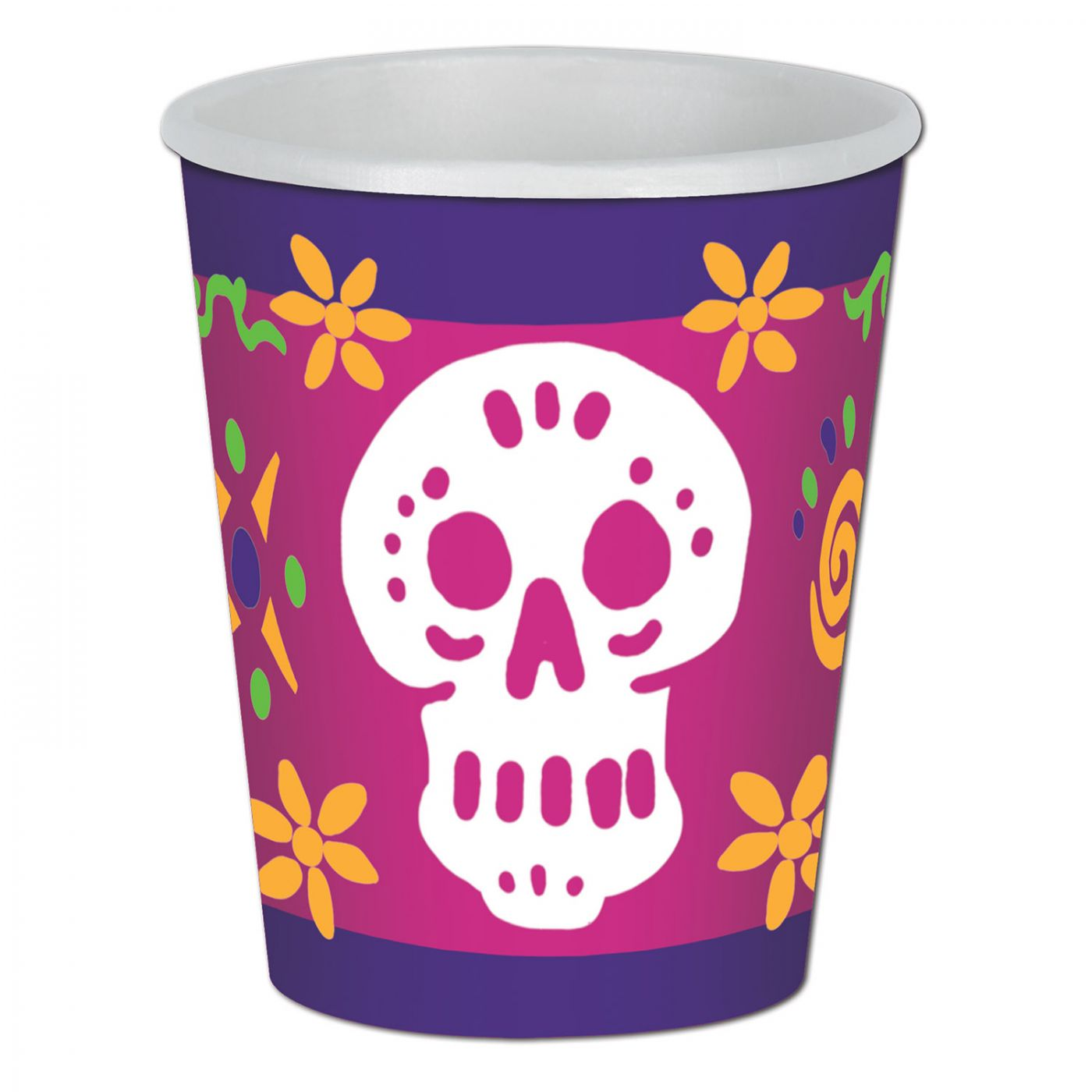 Day Of The Dead Beverage Cups image