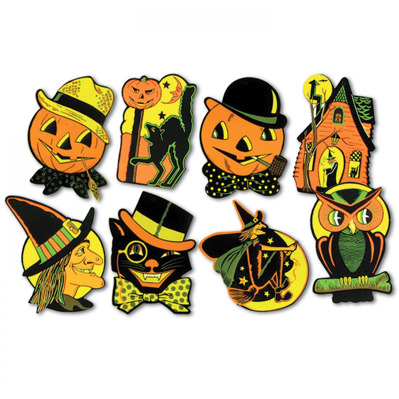 Pkgd Halloween Cutouts (24) image