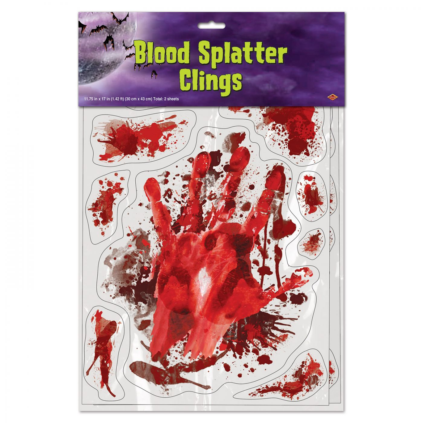 Blood Splatter Clings image