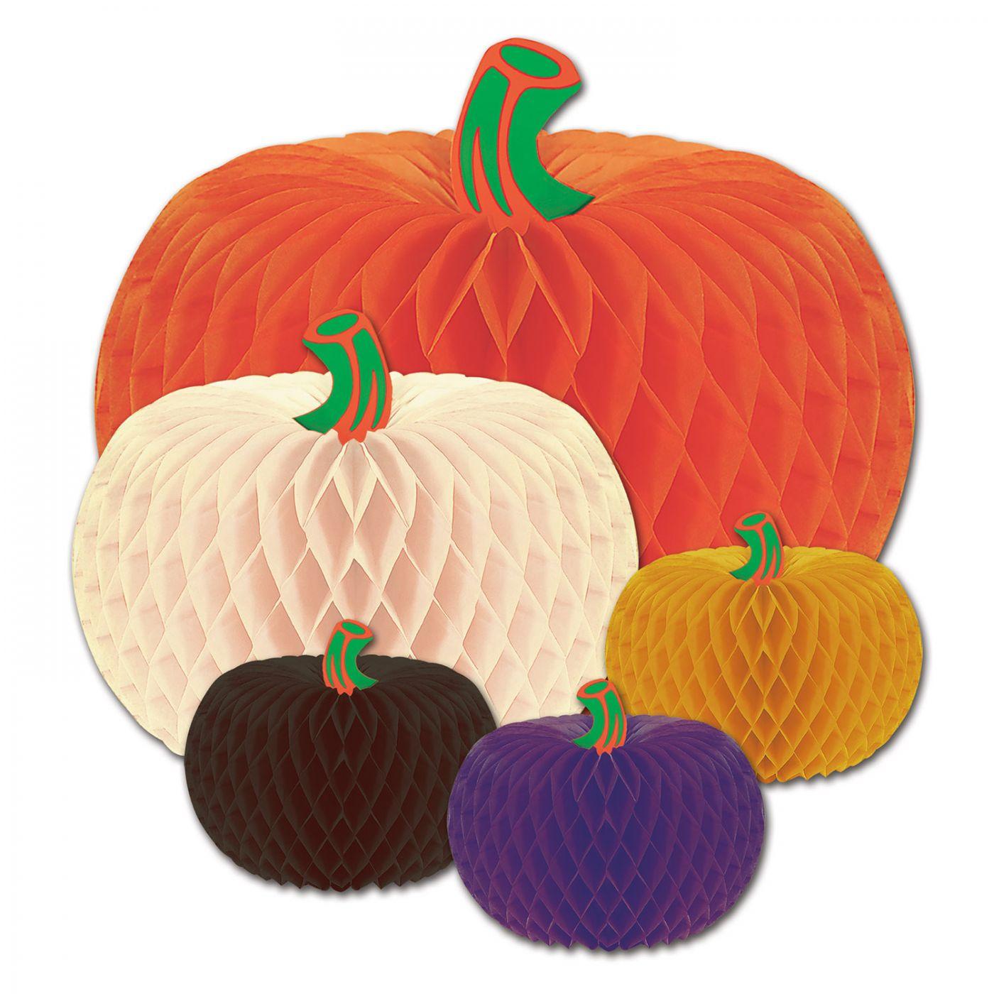 Pkgd Designer Tissue Pumpkins image