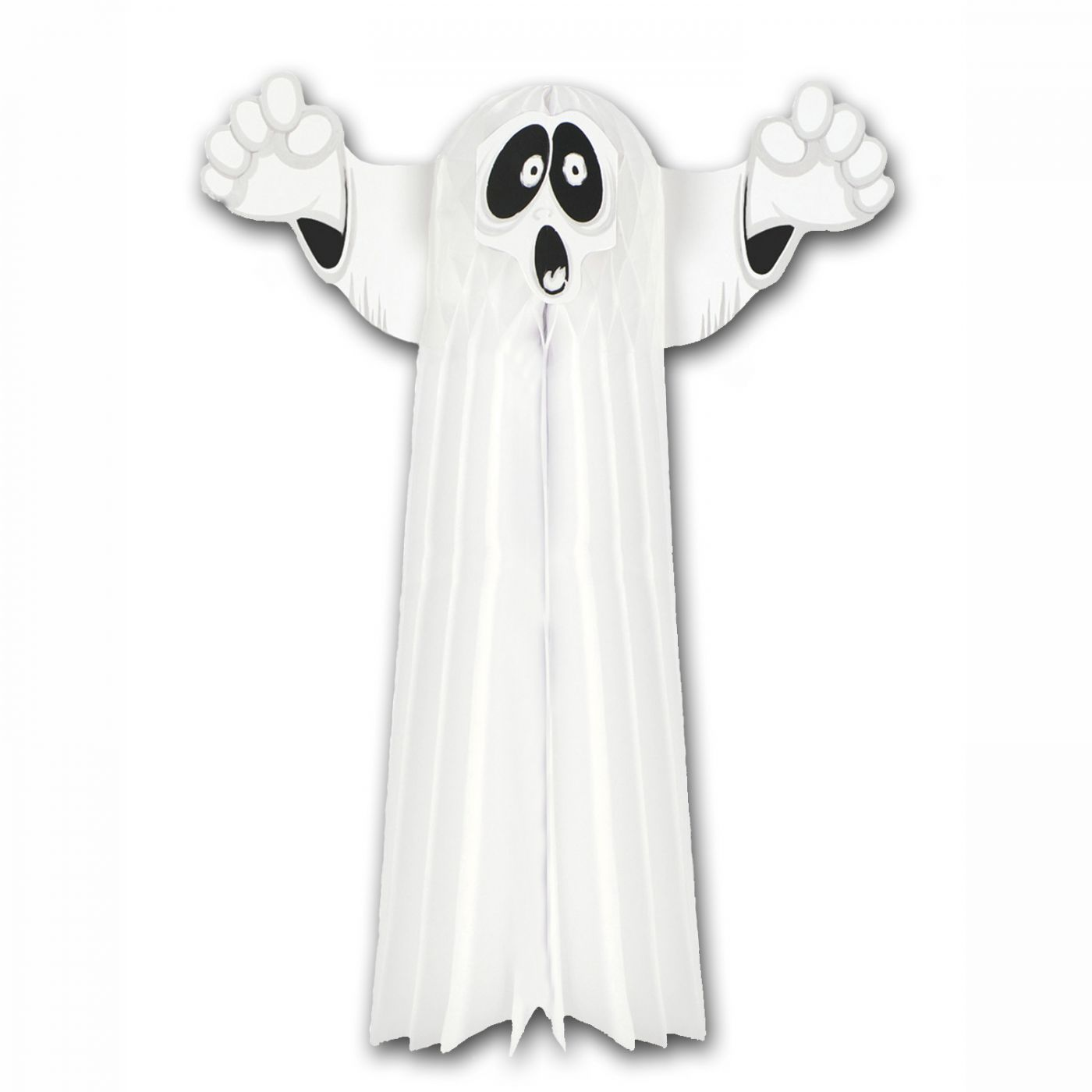 Tissue Hanging Ghost image