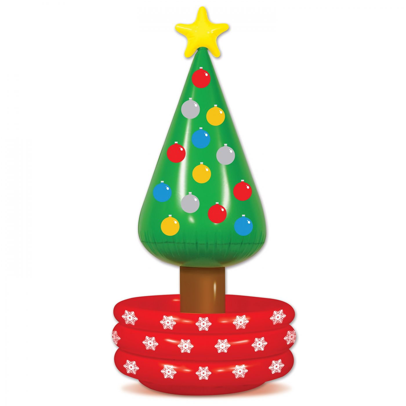 Inflatable Christmas Tree Cooler (6) image