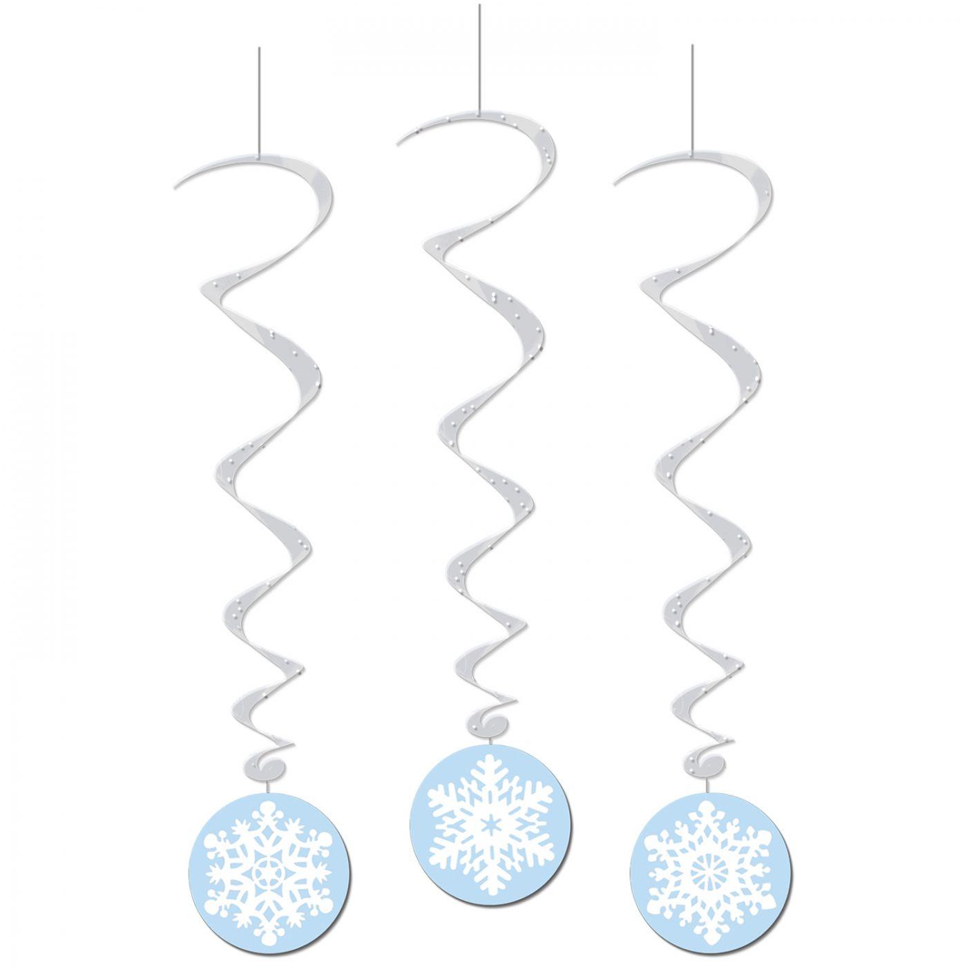 Snowflake Whirls (6) image
