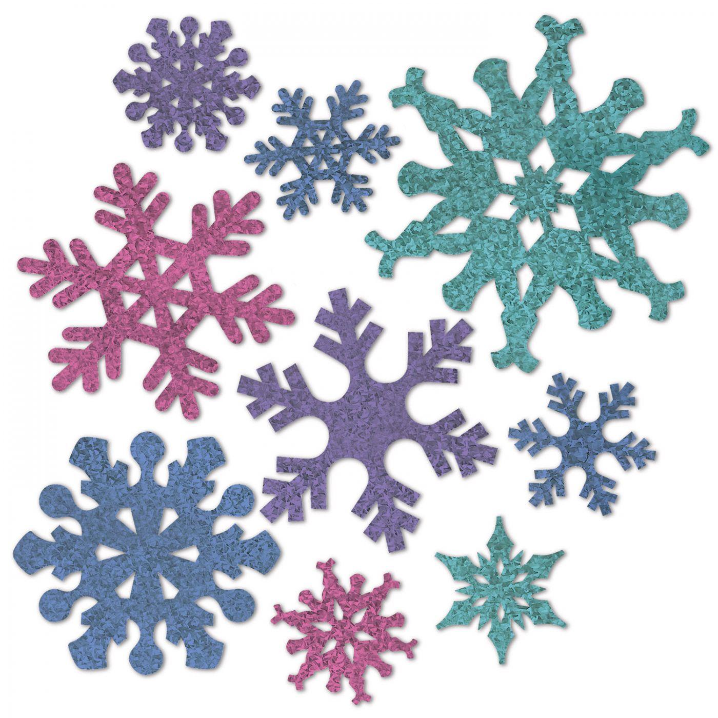 Snowflake Cutouts image