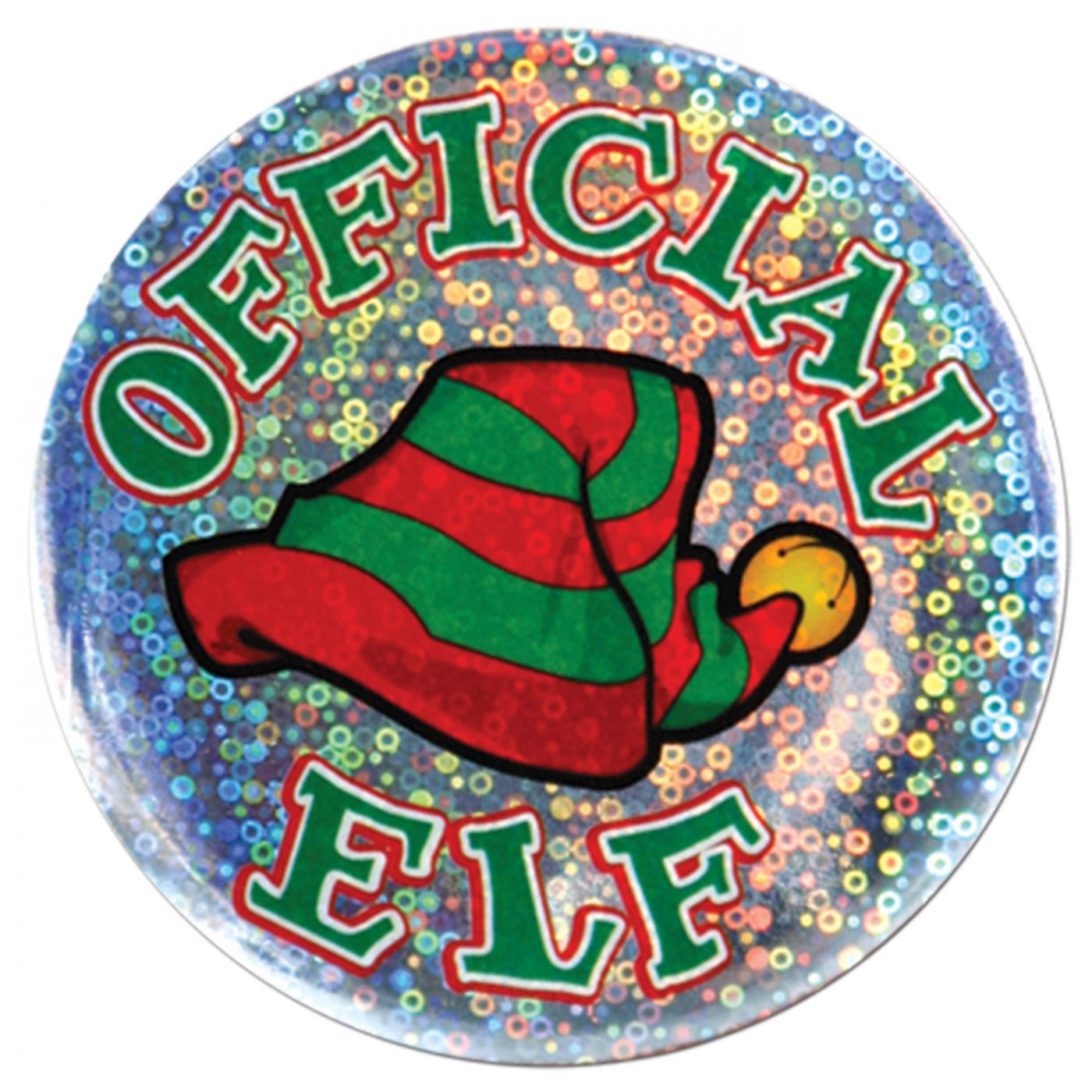 Official Elf Button image