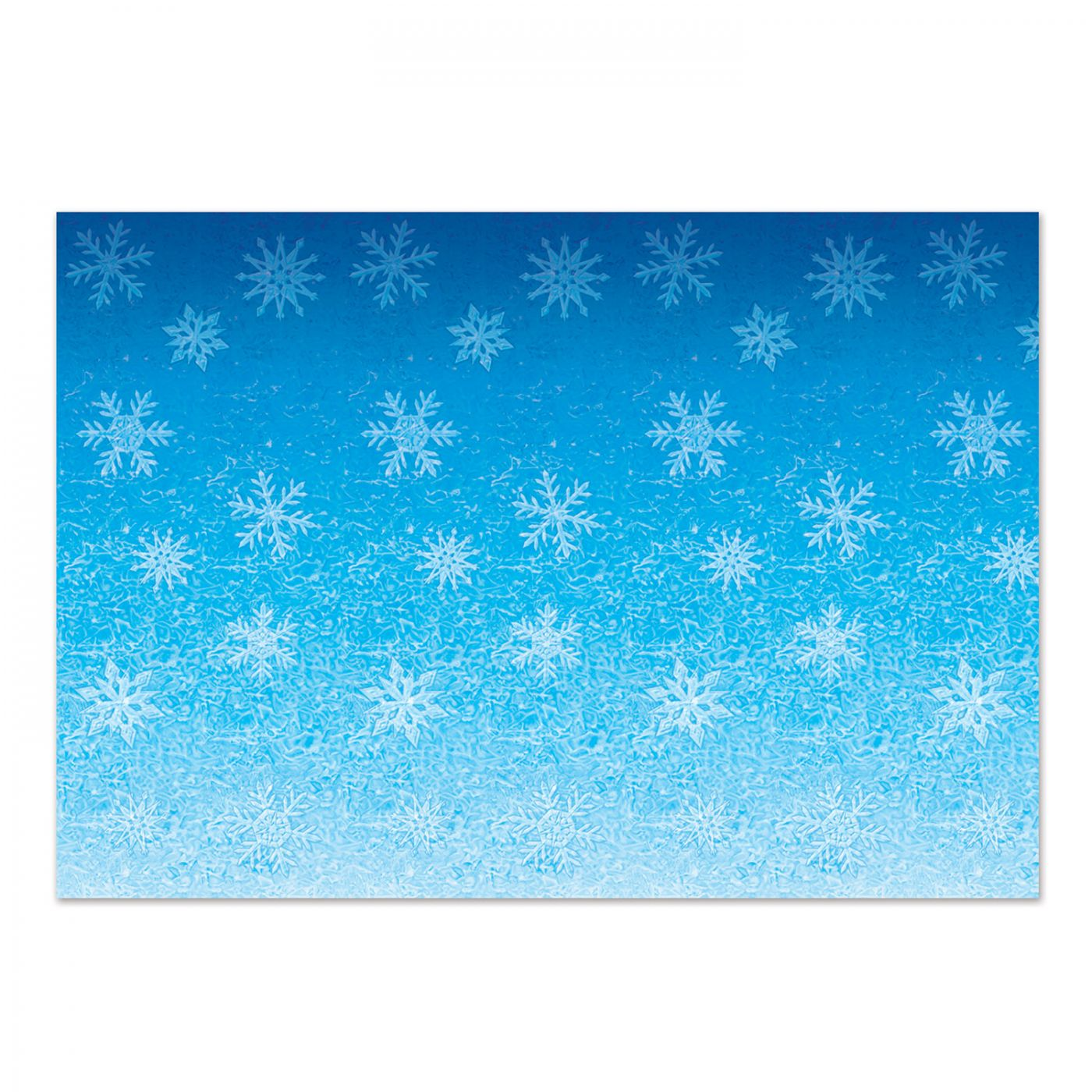 Snowflakes Backdrop (6) image