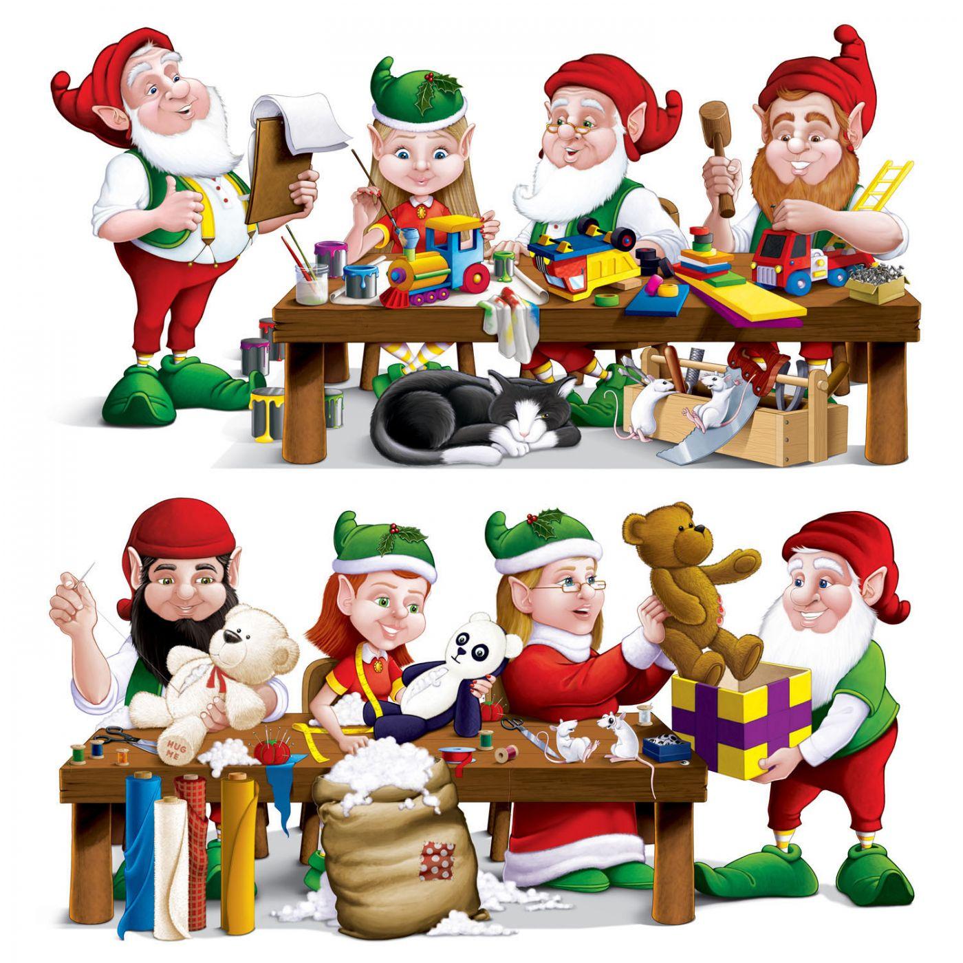 Santa's Workshop Props image