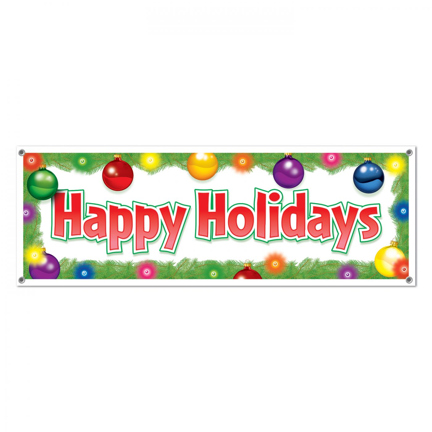 Happy Holidays Sign Banner image