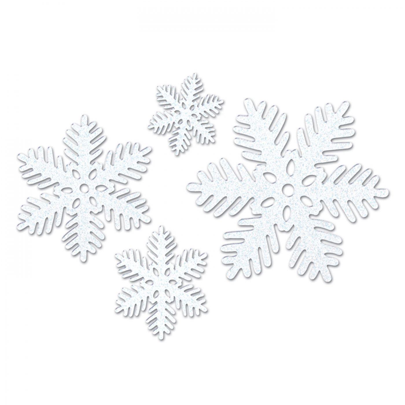 Sparkle Snowflakes image