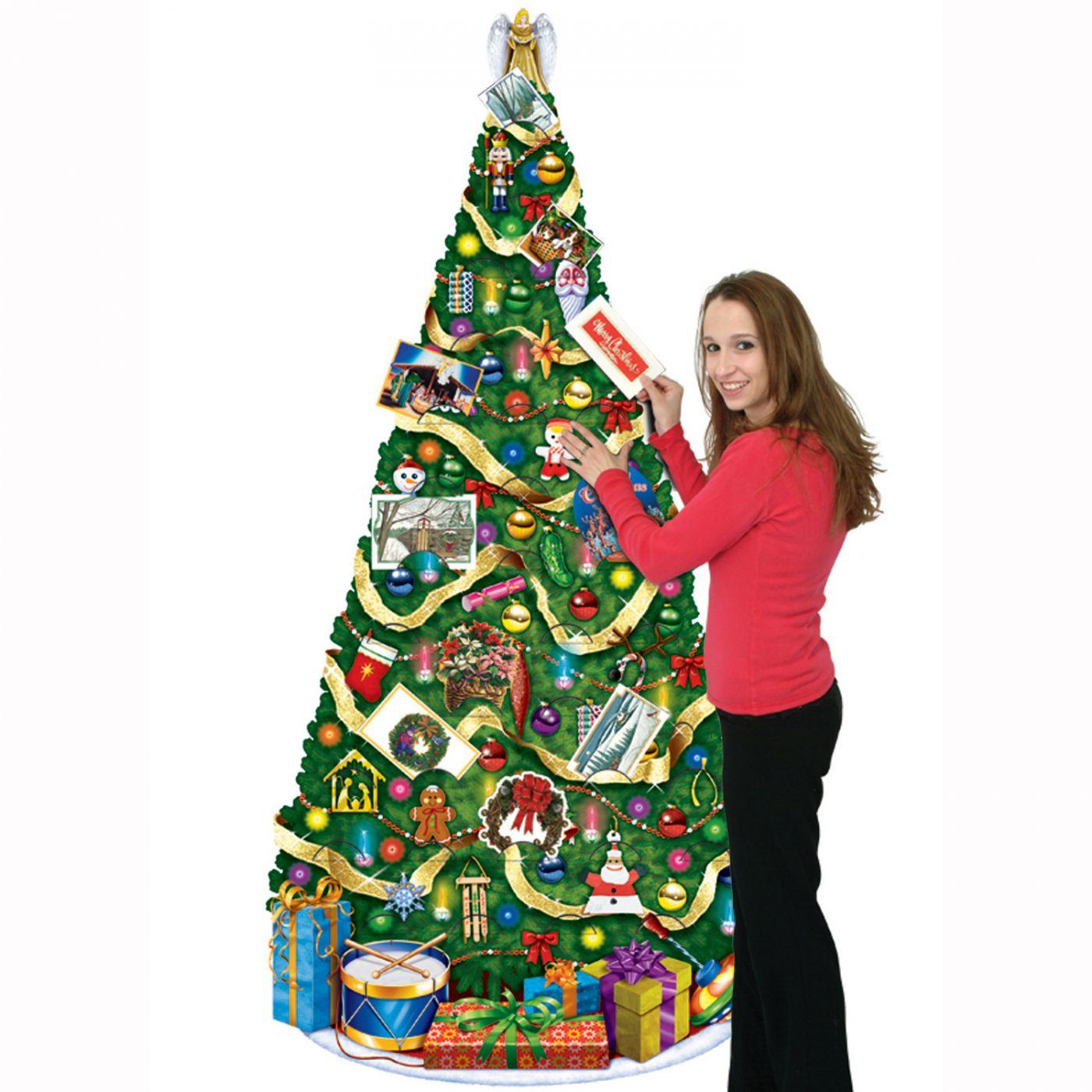 Jointed Christmas Tree image