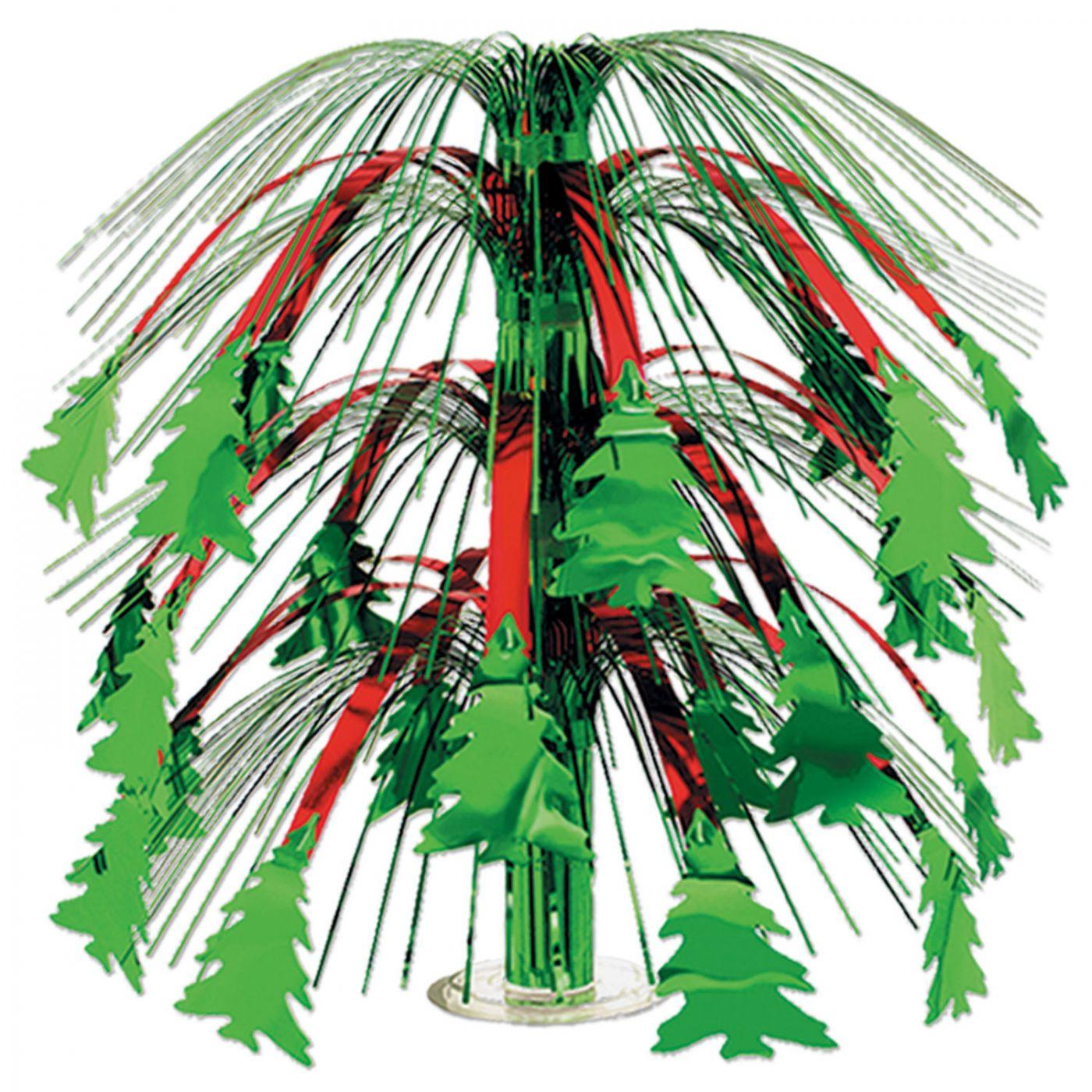 Christmas Tree Cascade Centerpiece (6) image