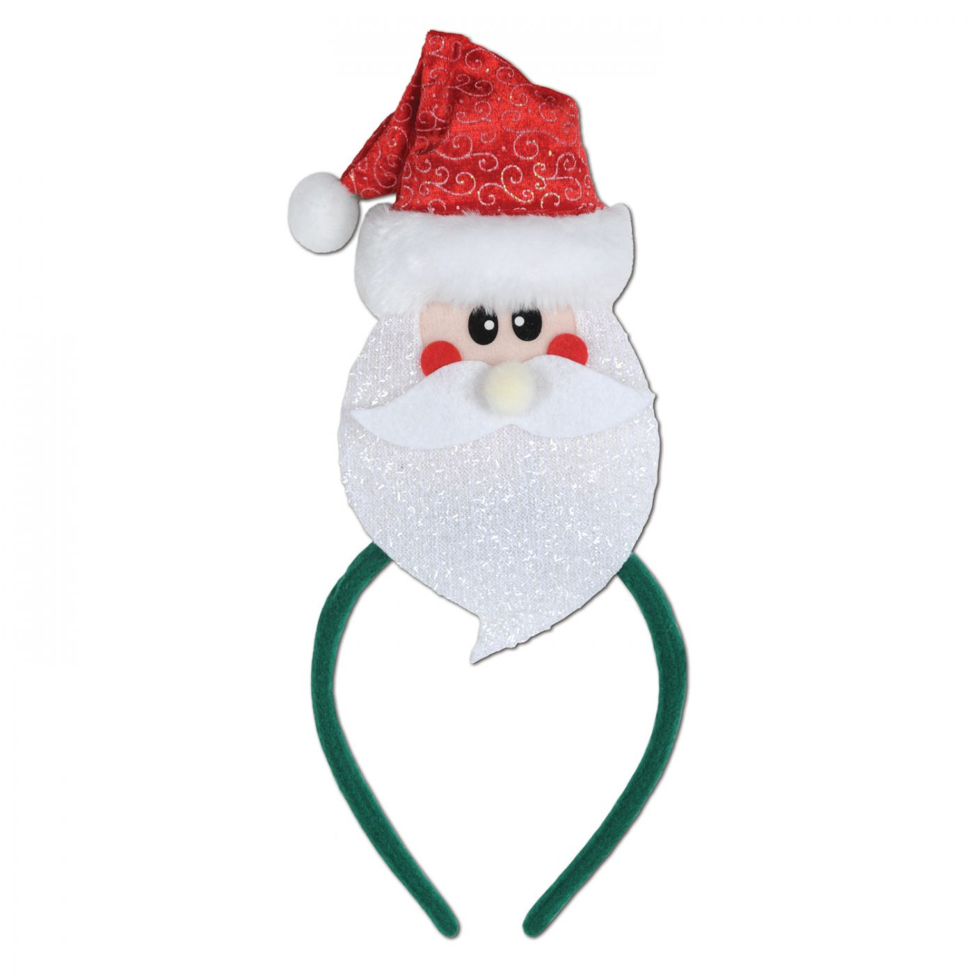Santa Headband image