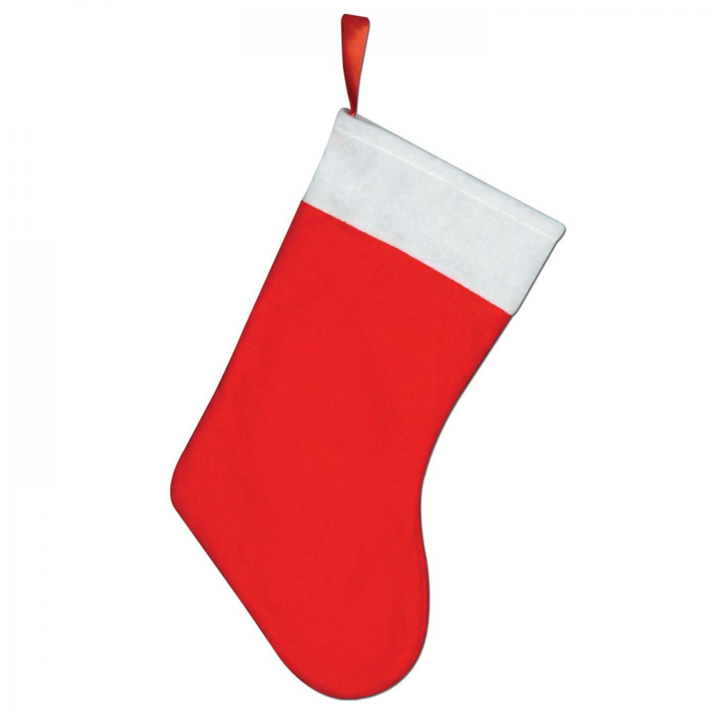 Felt Christmas Stocking image