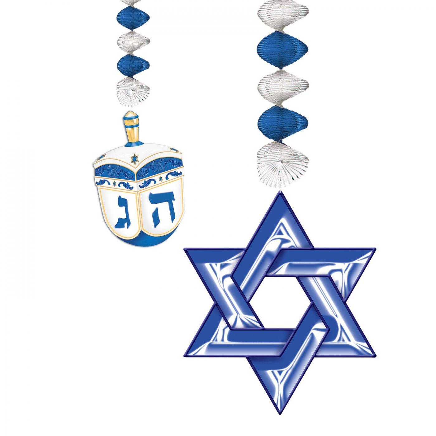 Hanukkah Danglers image