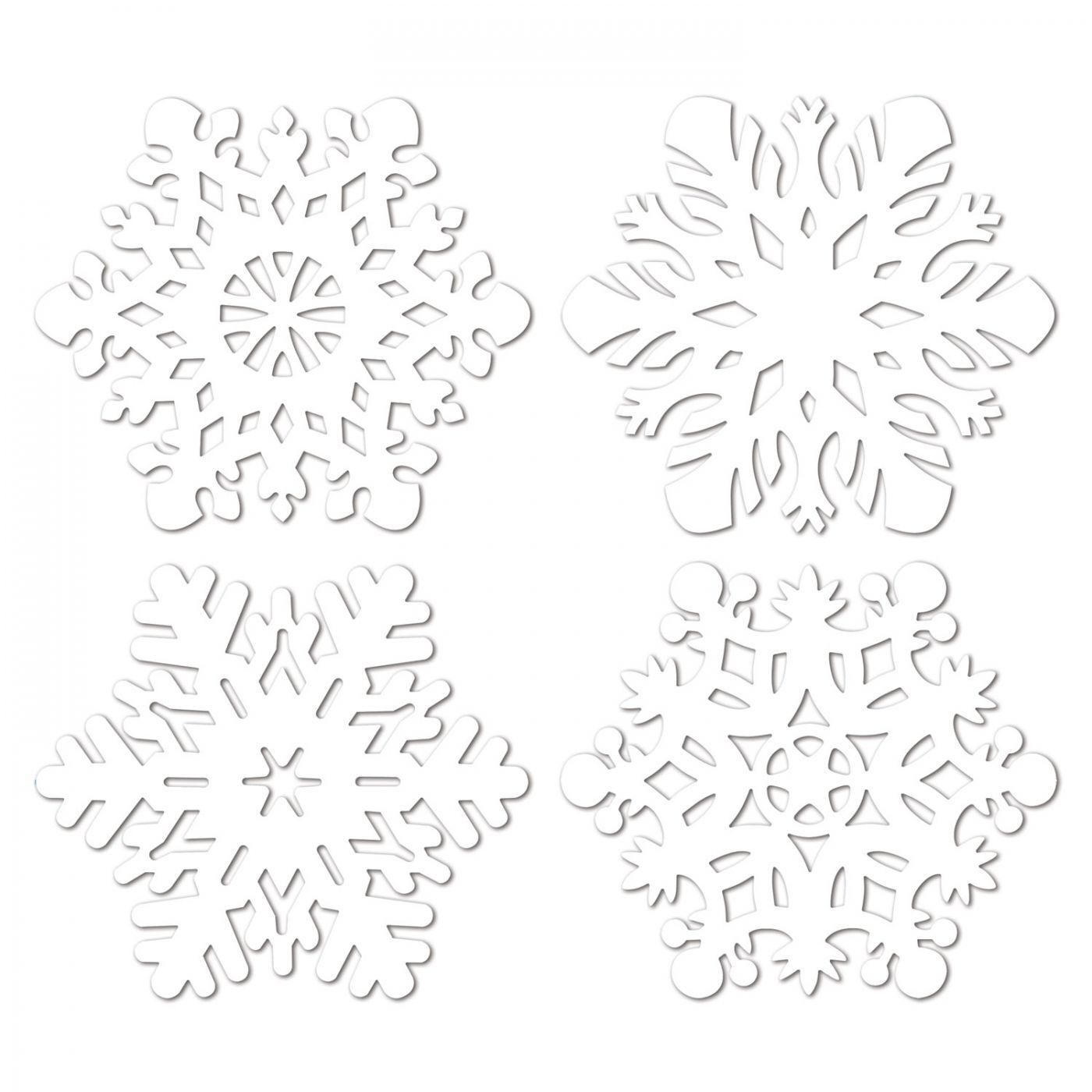 Snowflake Cutouts (24) image