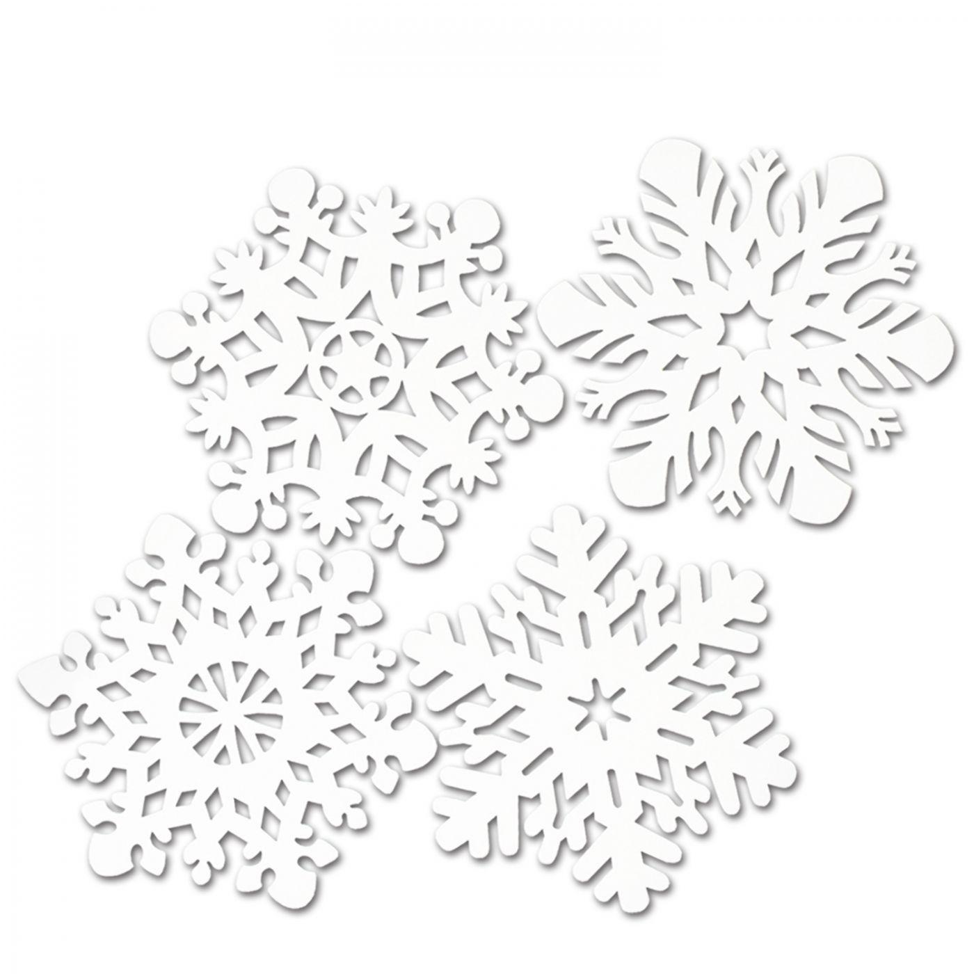 Pkgd Snowflake Cutouts image