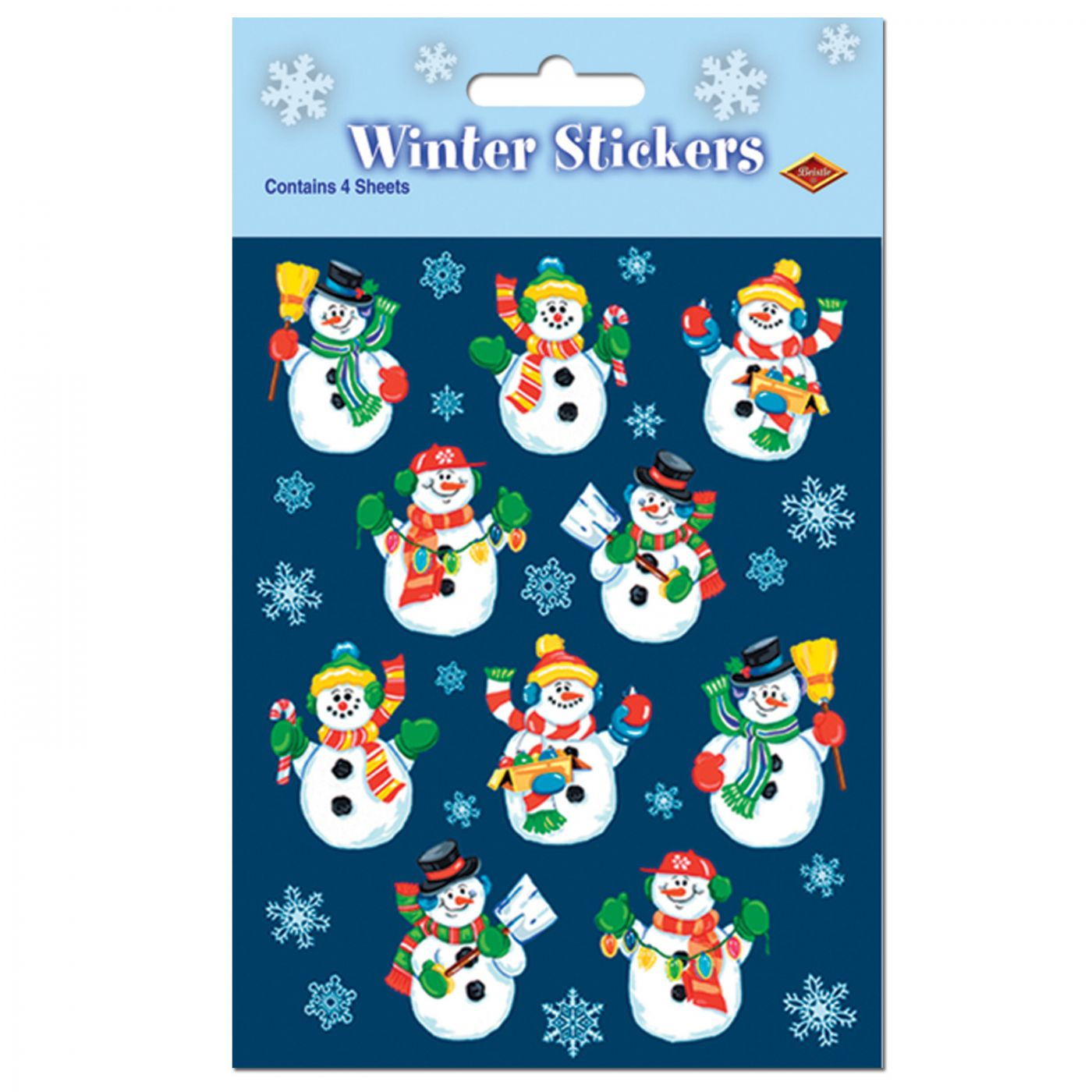 Snowman Stickers image