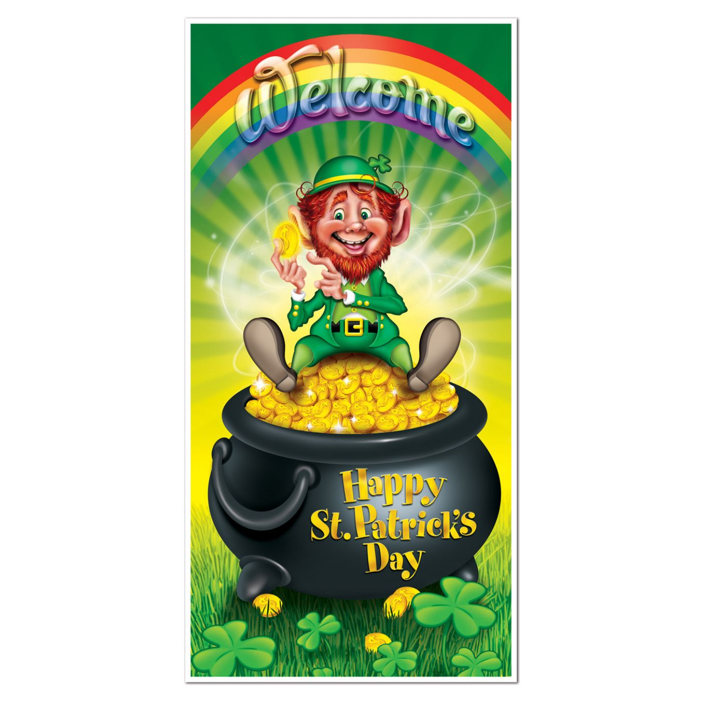 Leprechaun Door Cover image
