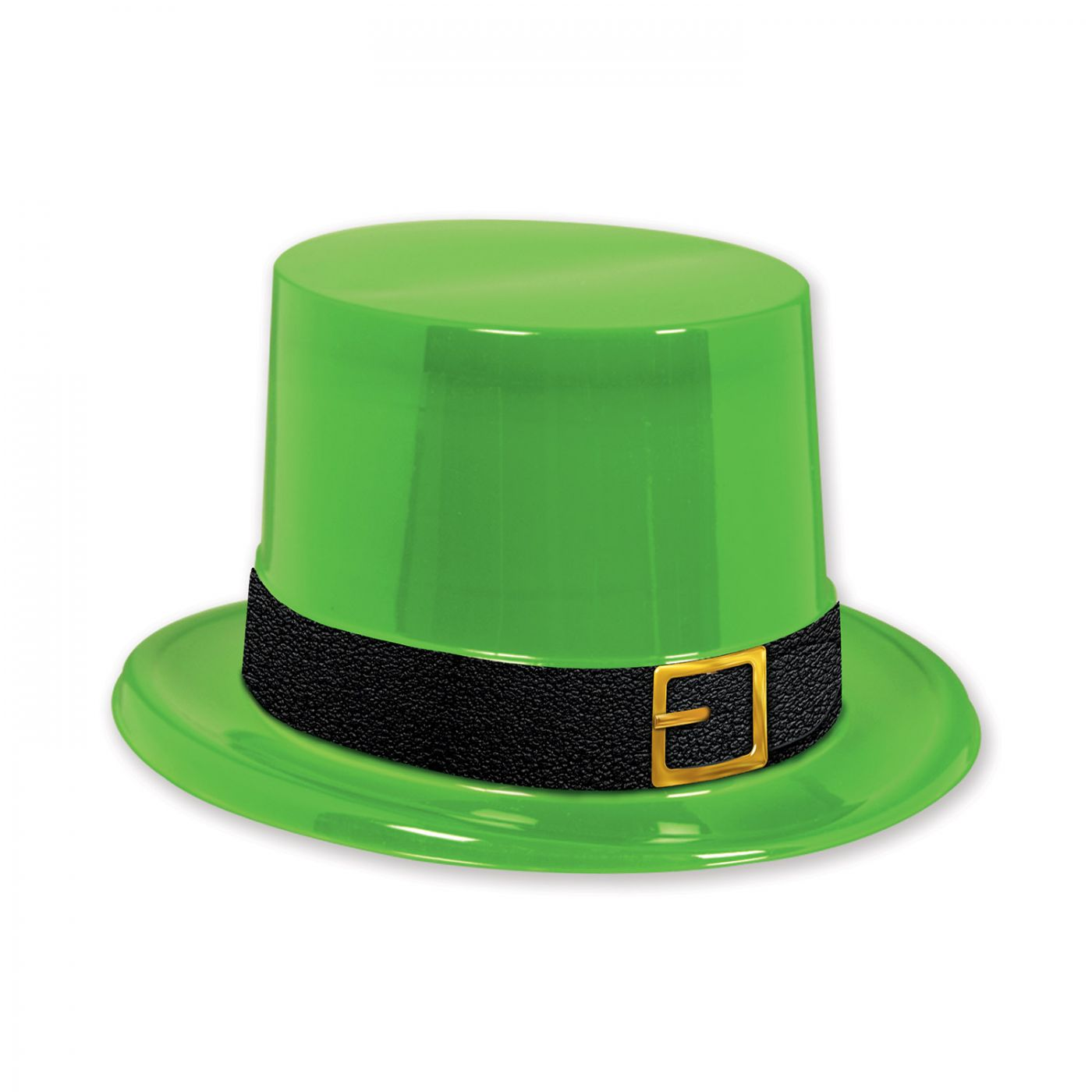 Plastic Leprechaun Top Hat (25) image