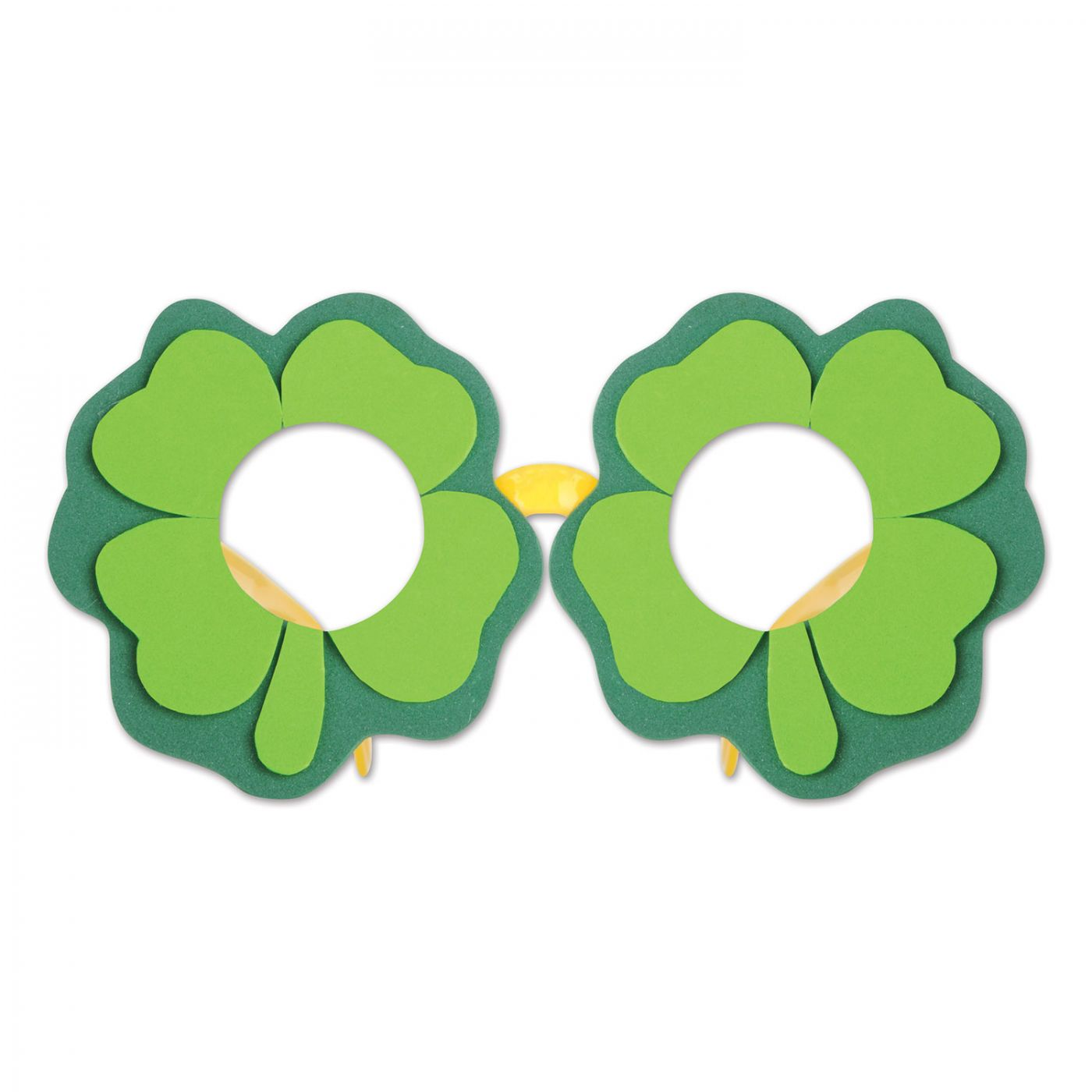 Shamrock Glasses image