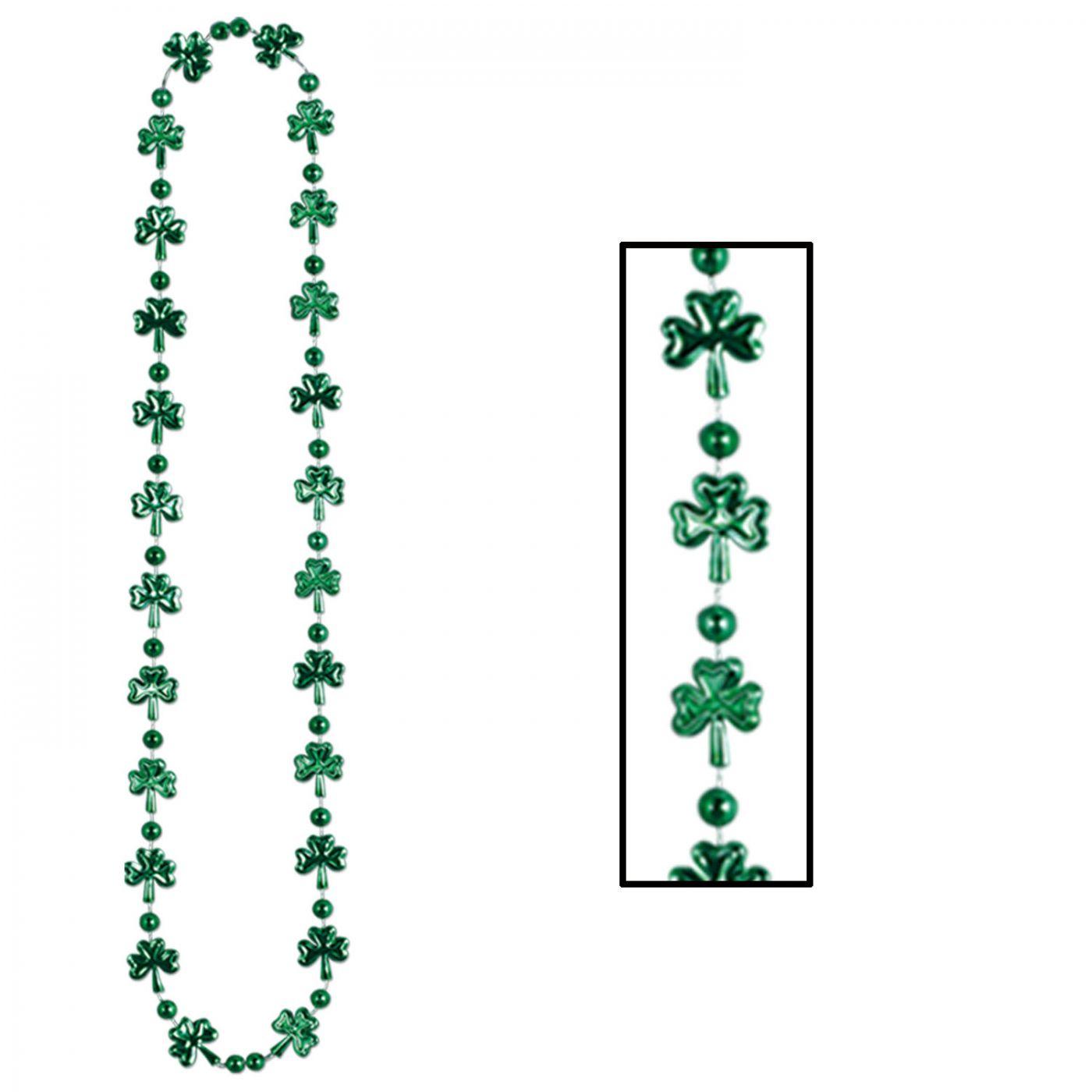 Shamrock Beads image