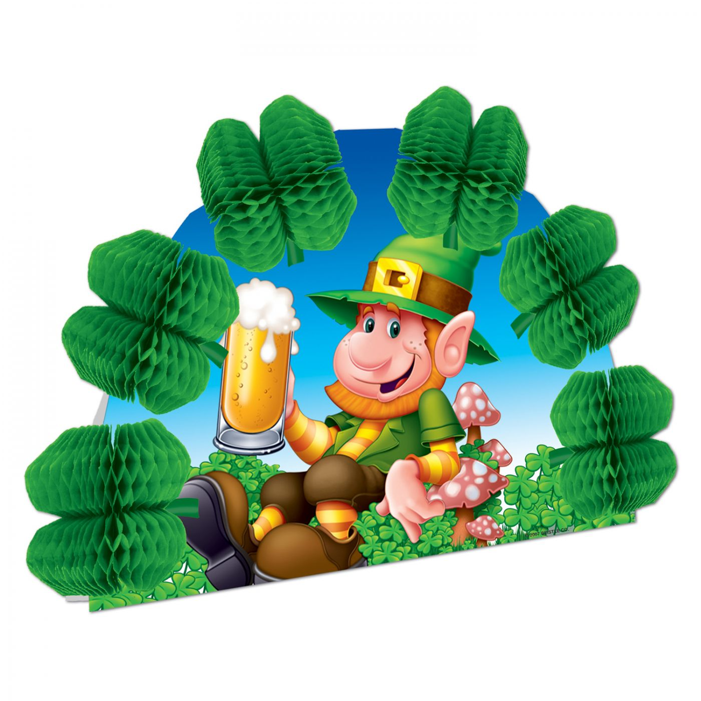 Leprechaun Pop-Over Centerpiece image