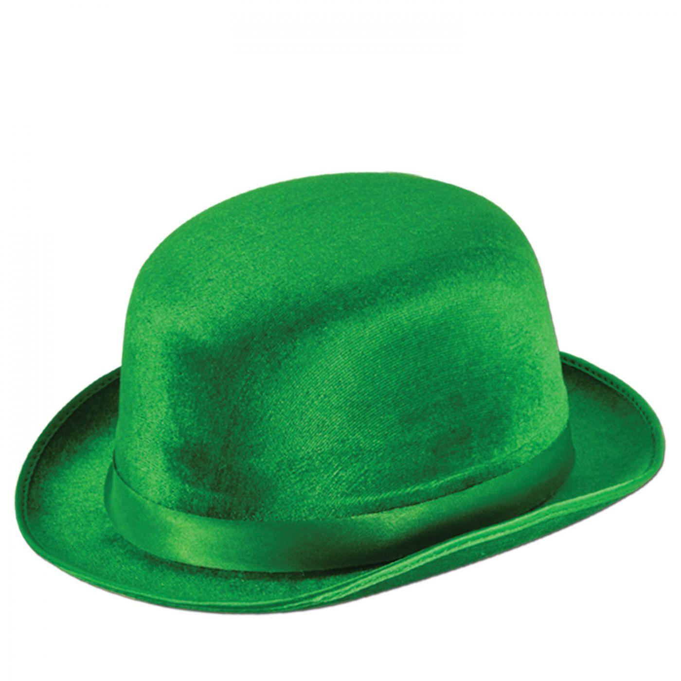 Green Vel-Felt Derby image
