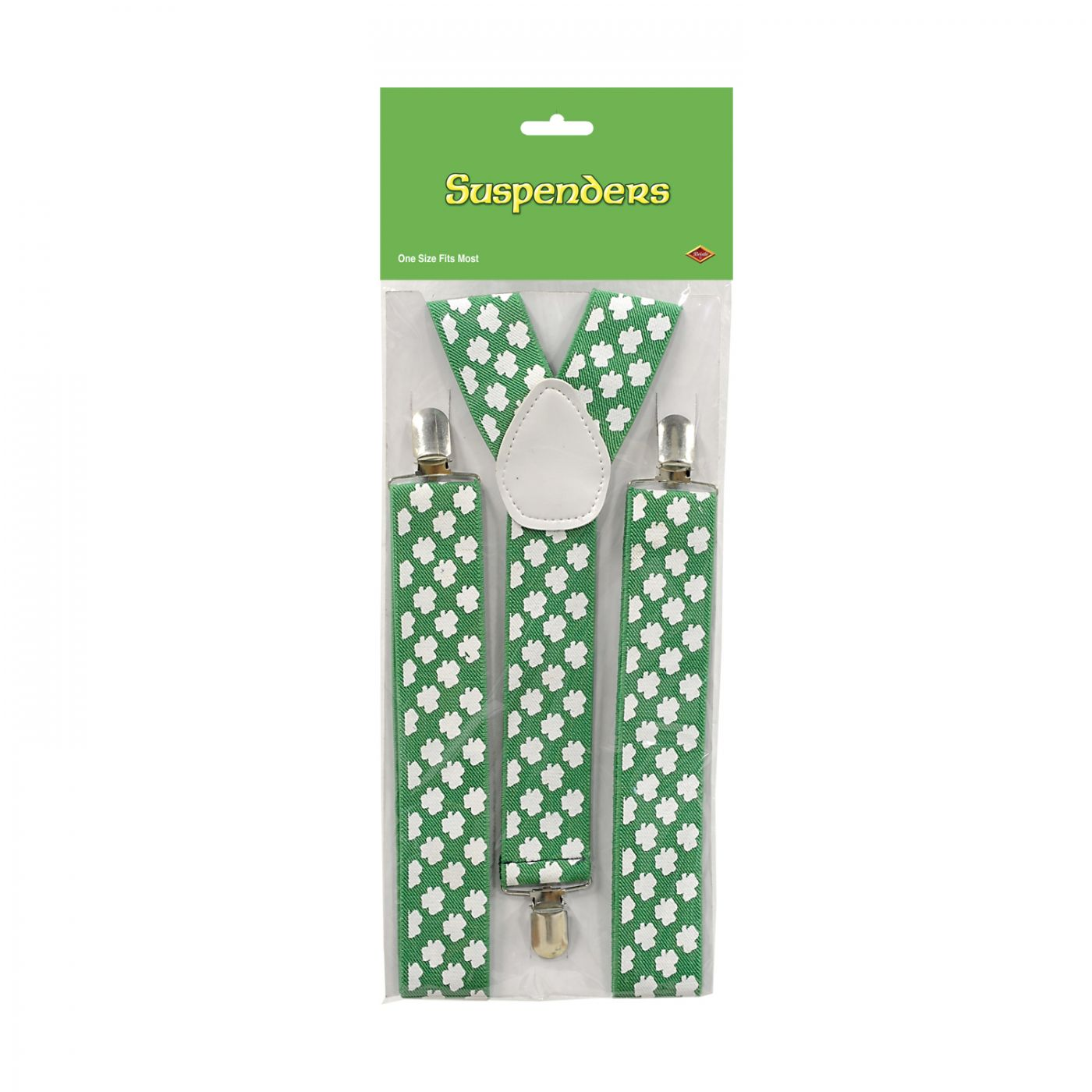 Shamrock Suspenders image